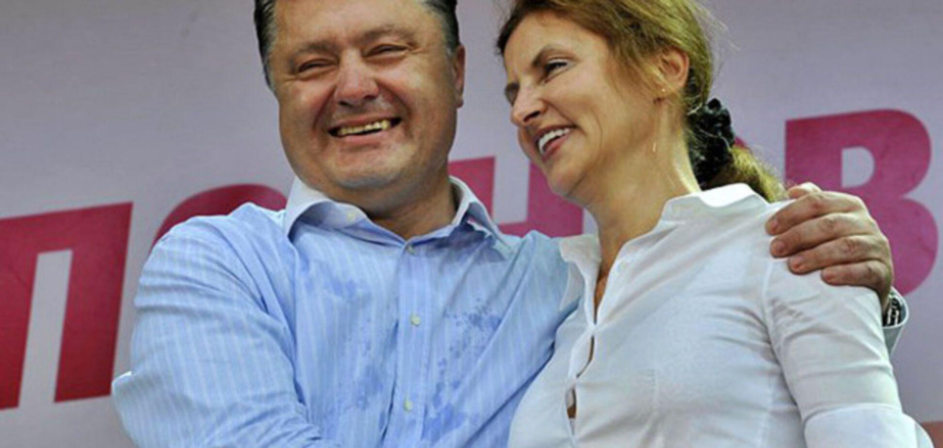 ТОП-7 найцікавіших фактів про дружину Порошенко