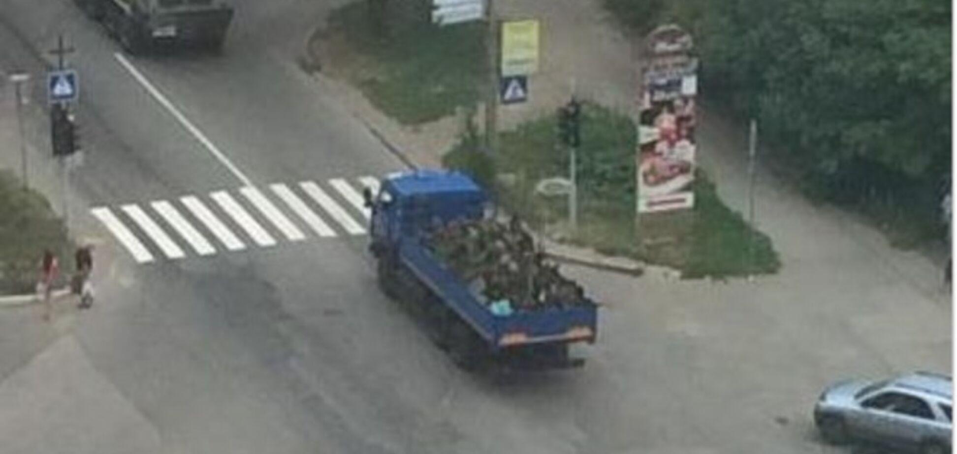 У батальона 'Восток' в Донецке появилась зенитная установка