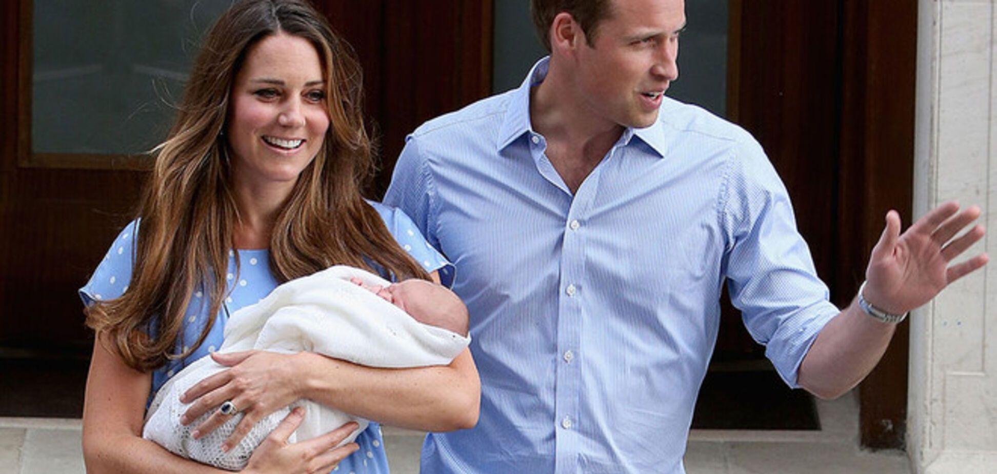 Кейт Міддлтон виношує близнюків для британської корони