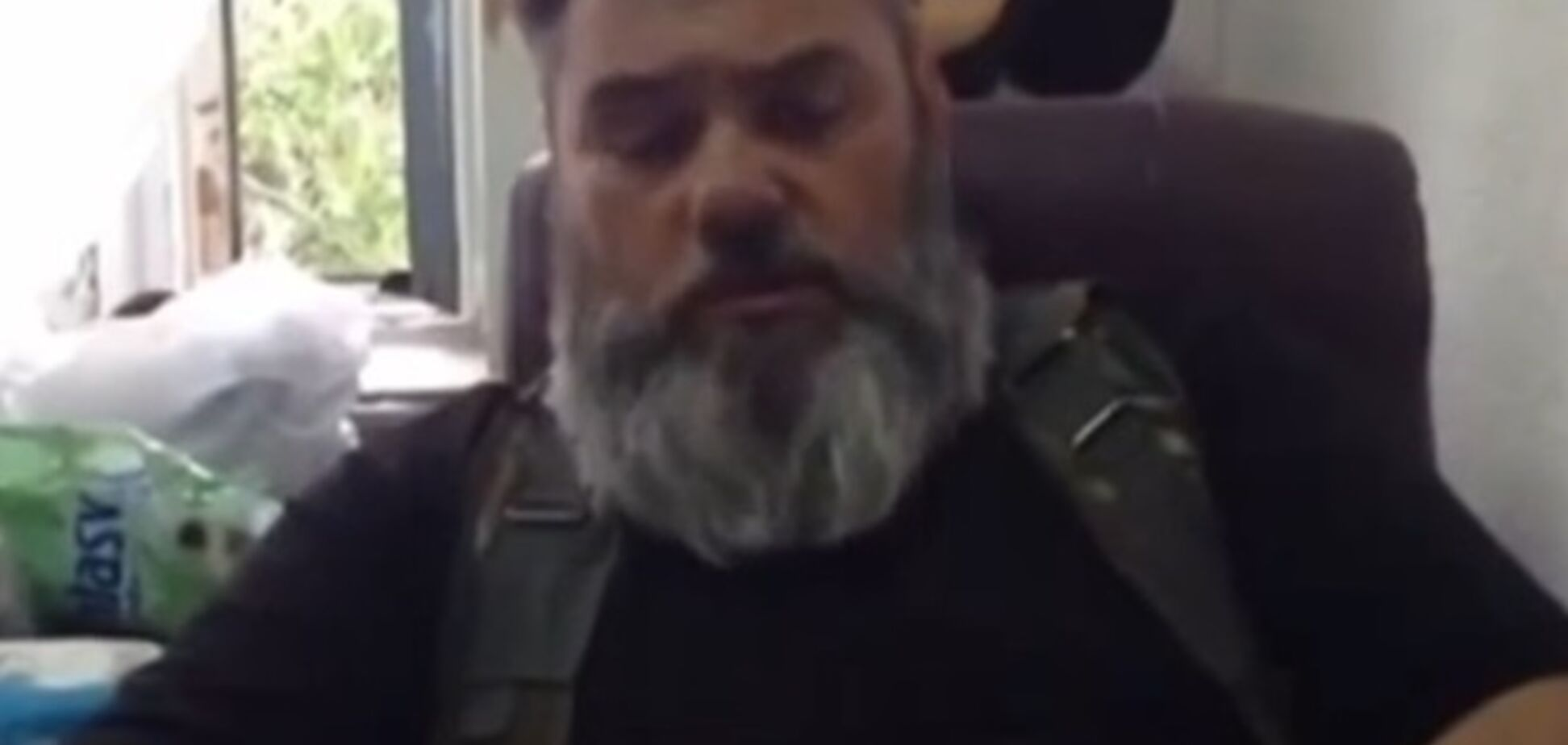 Террорист Бабай пригрозил убить Порошенко