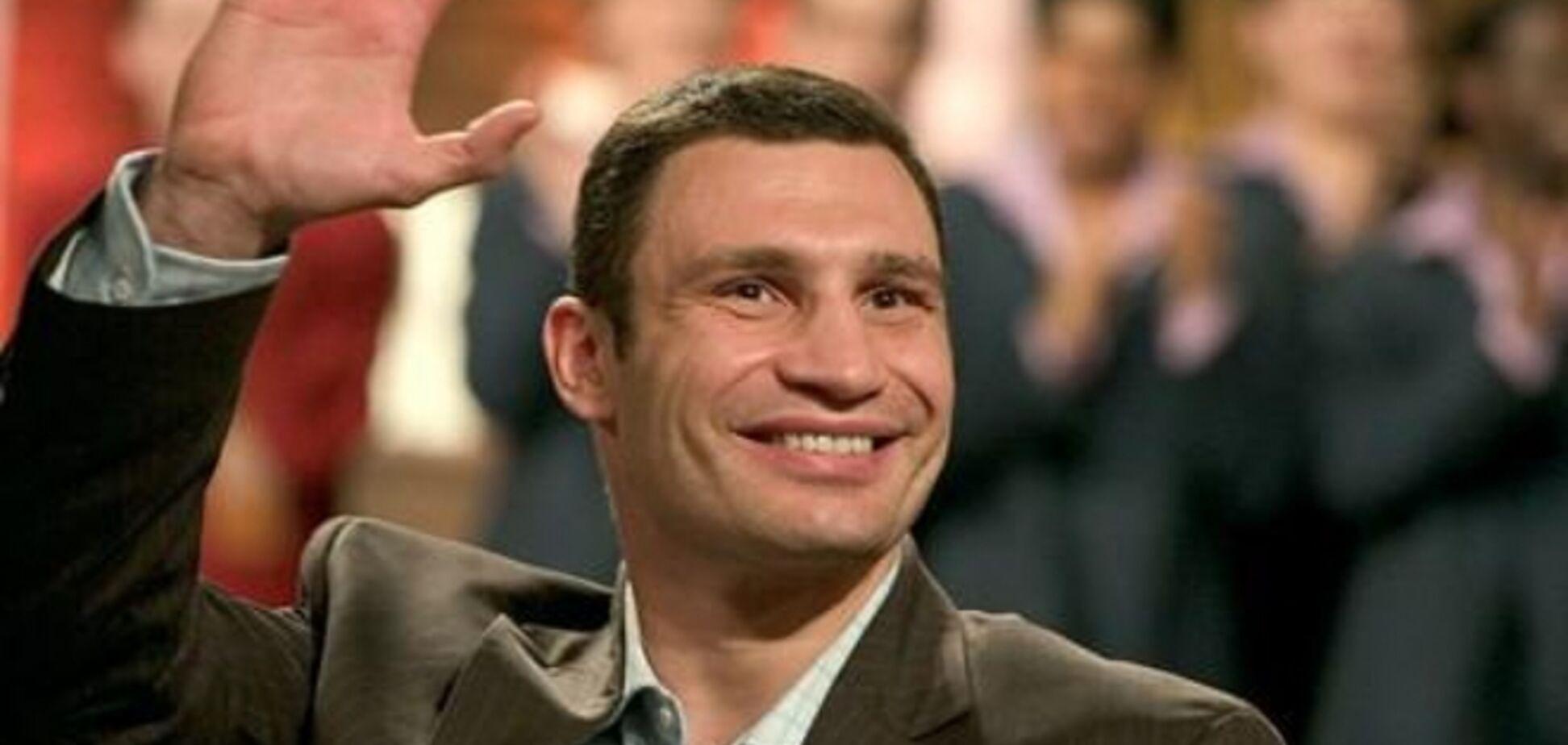 Кличко зізнався, як витратив свій перший спортивний гонорар