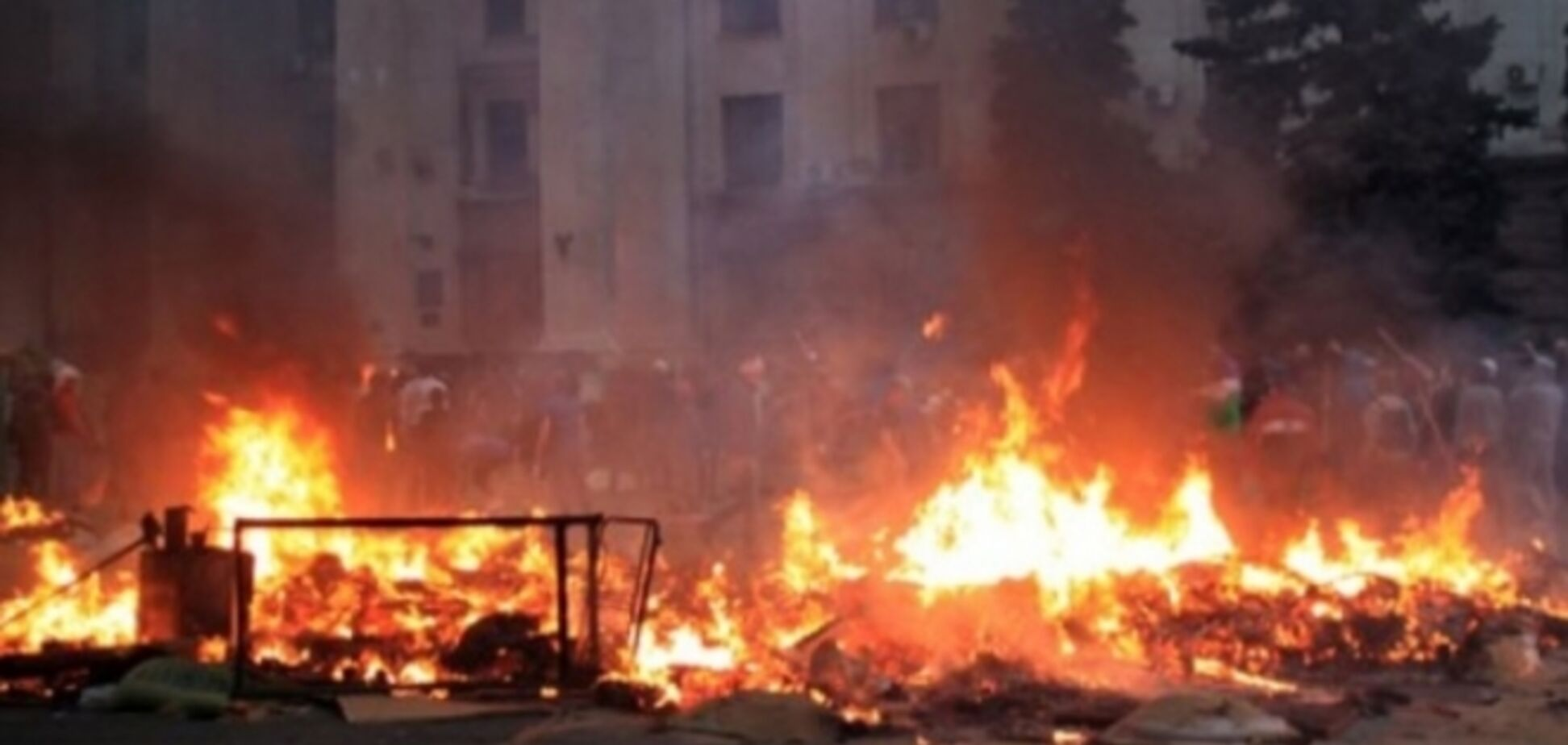 В Одессе после кровавых столкновений задержали более 130 человек