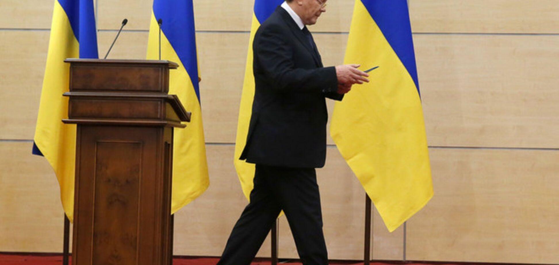 В Кабмине обещают вернуть украденные Януковичем деньги