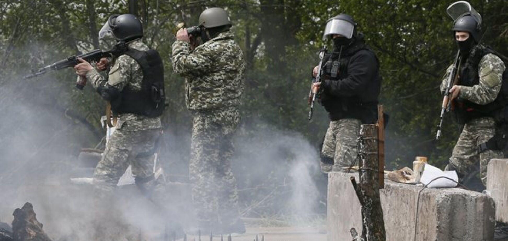 Силовики взяли под контроль аэропорт и все блокпосты вокруг Краматорска