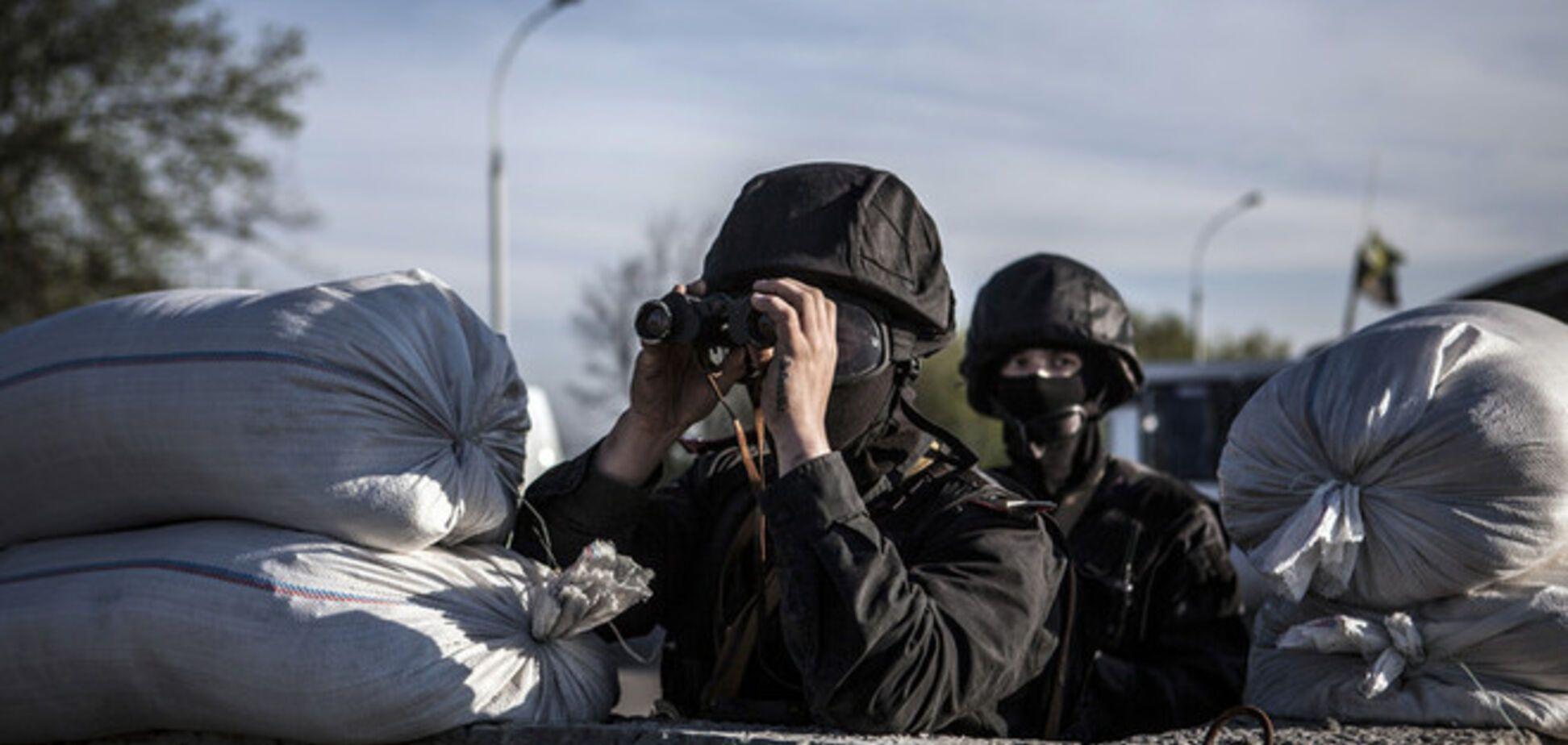 Парубий: АТО будет проводиться во всех городах, где орудуют террористы