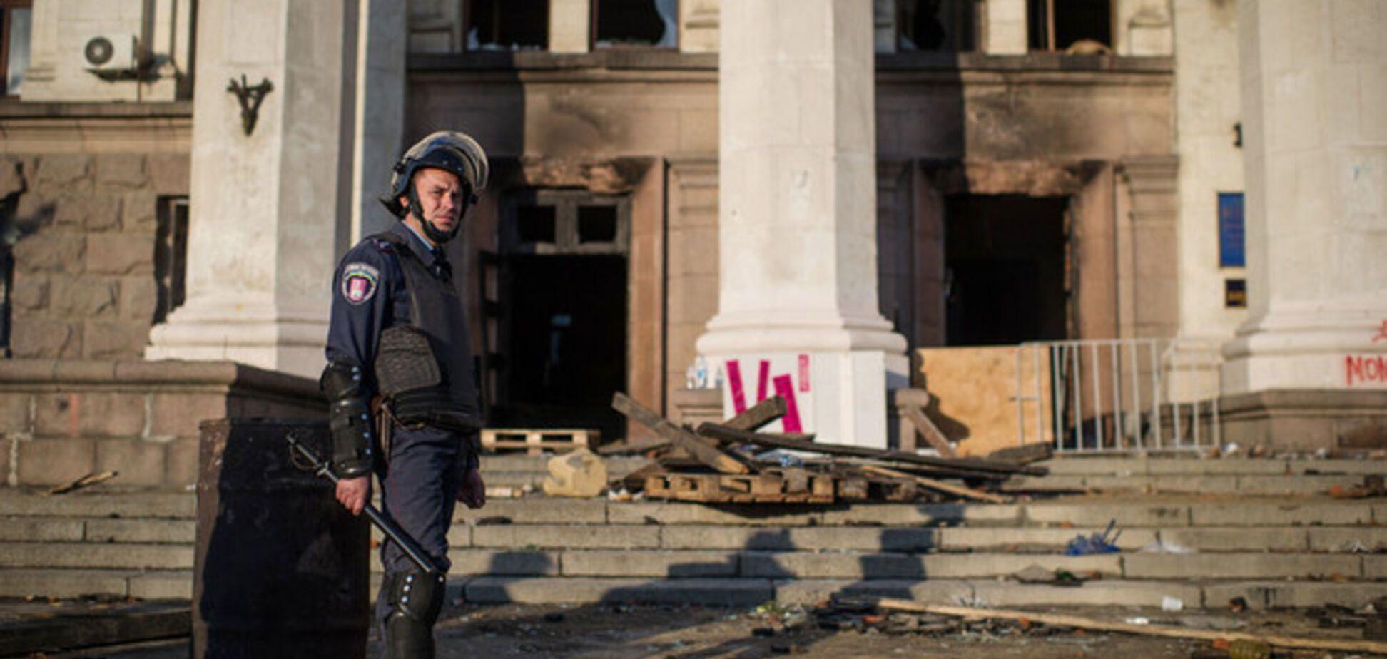 В Кабмине заявили о возможных провокациях в Одессе 9 мая