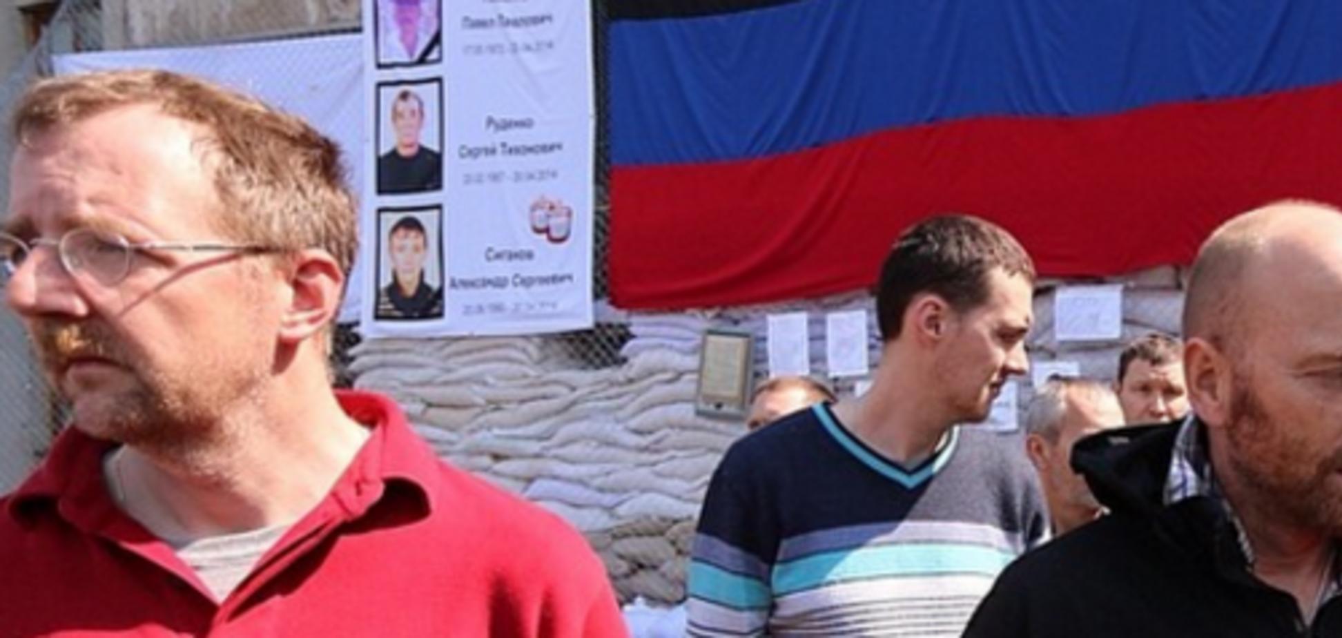 Дещица об освобождении инспекторов ОБСЕ: террористы слушаются только Россию