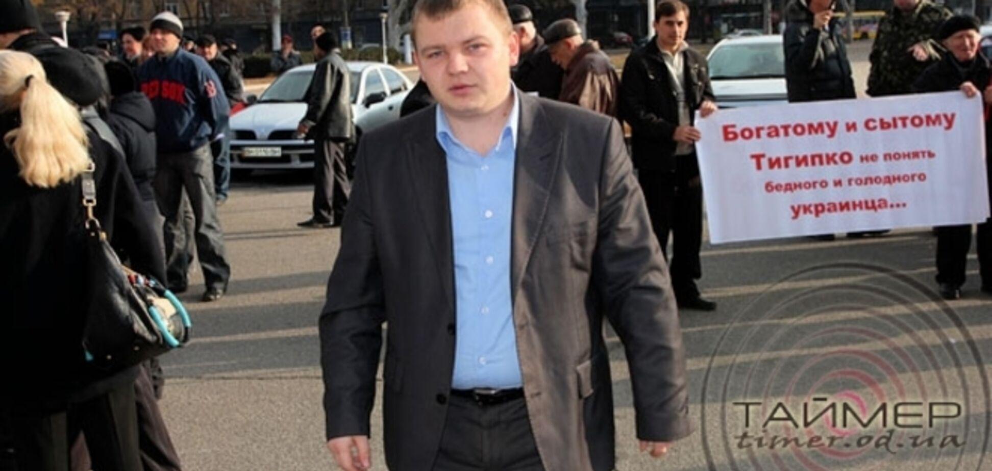 В Одессе жестоко избили кандидата в мэры – СМИ