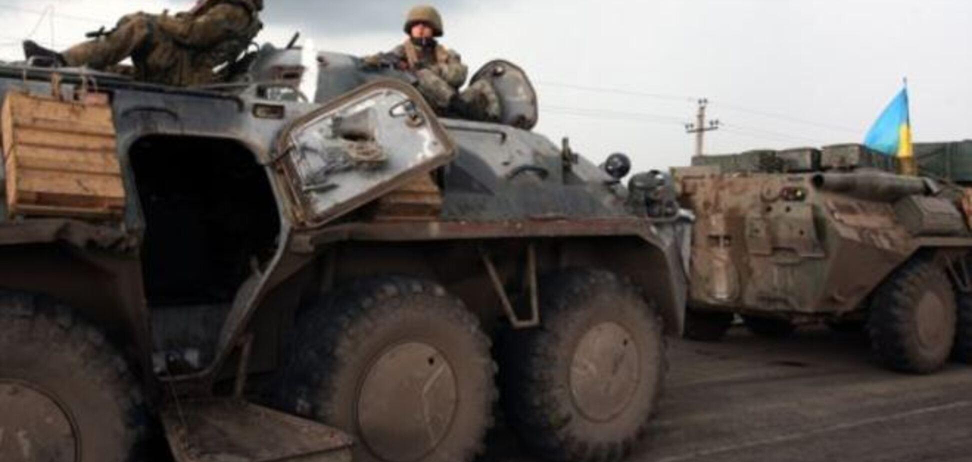 Очередная дезинформация от российских СМИ: украинские военные в Славянске под наркотиками