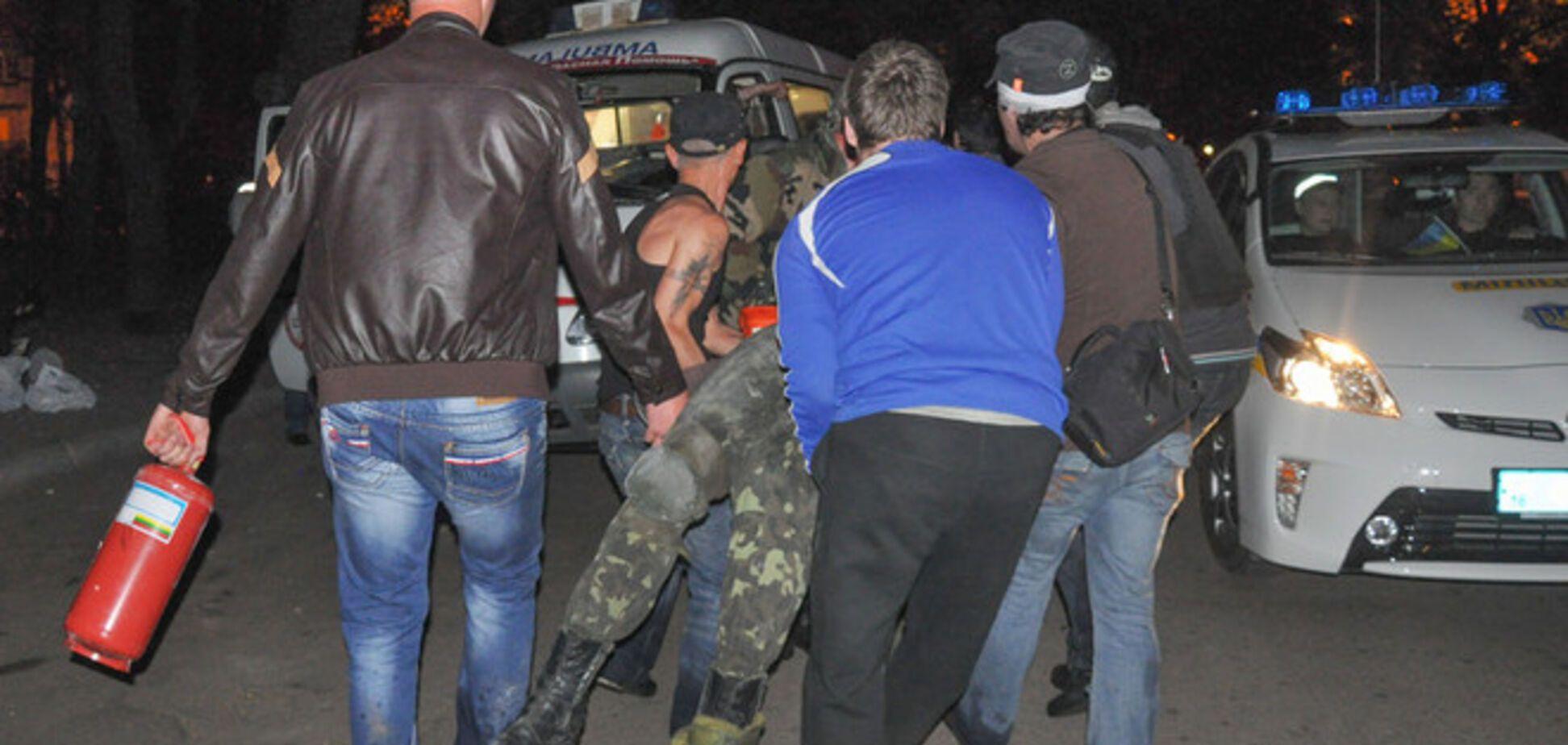 Кривава п'ятниця в Одесі