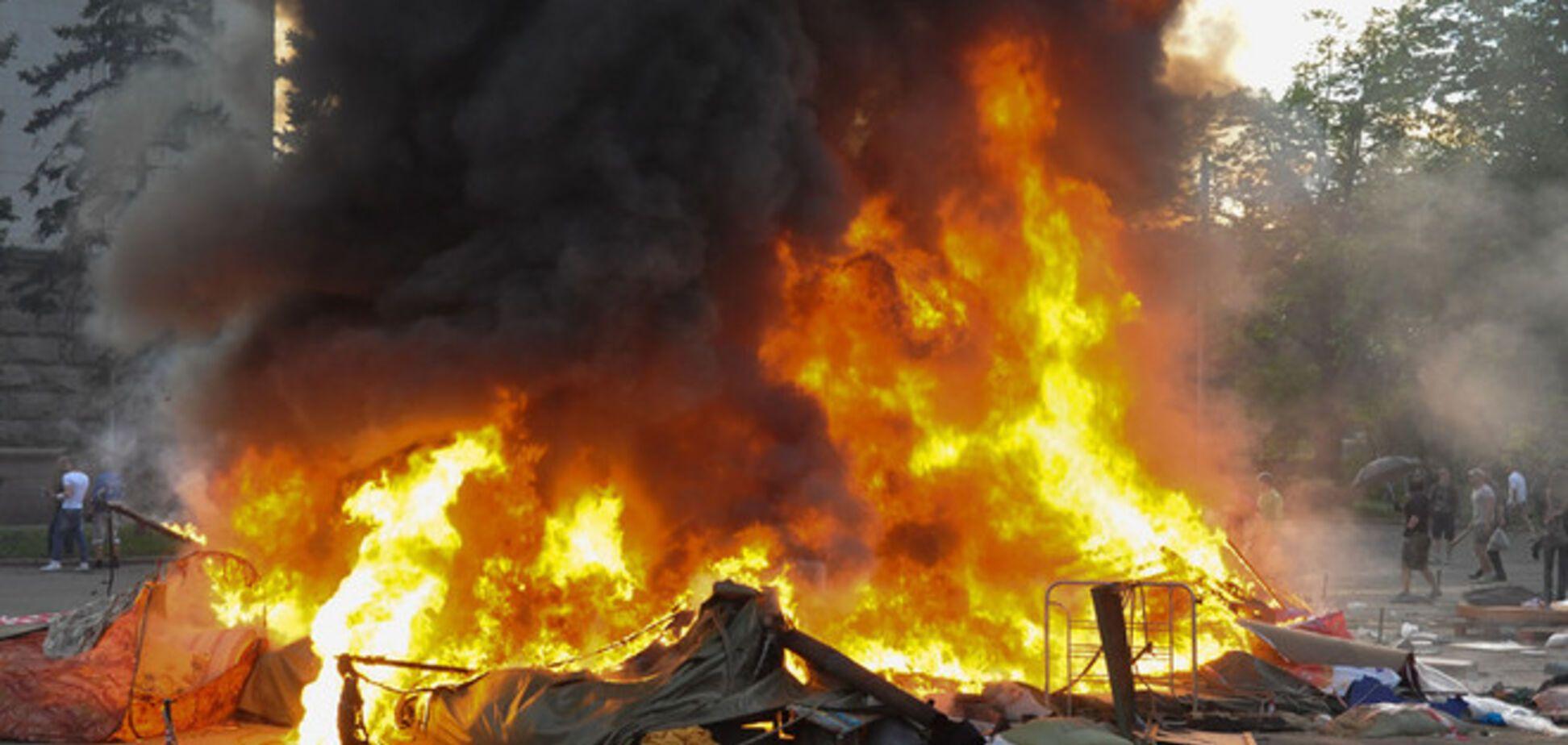 СБУ: бійню в Одесі провокували громадяни Росії. Фотофакт