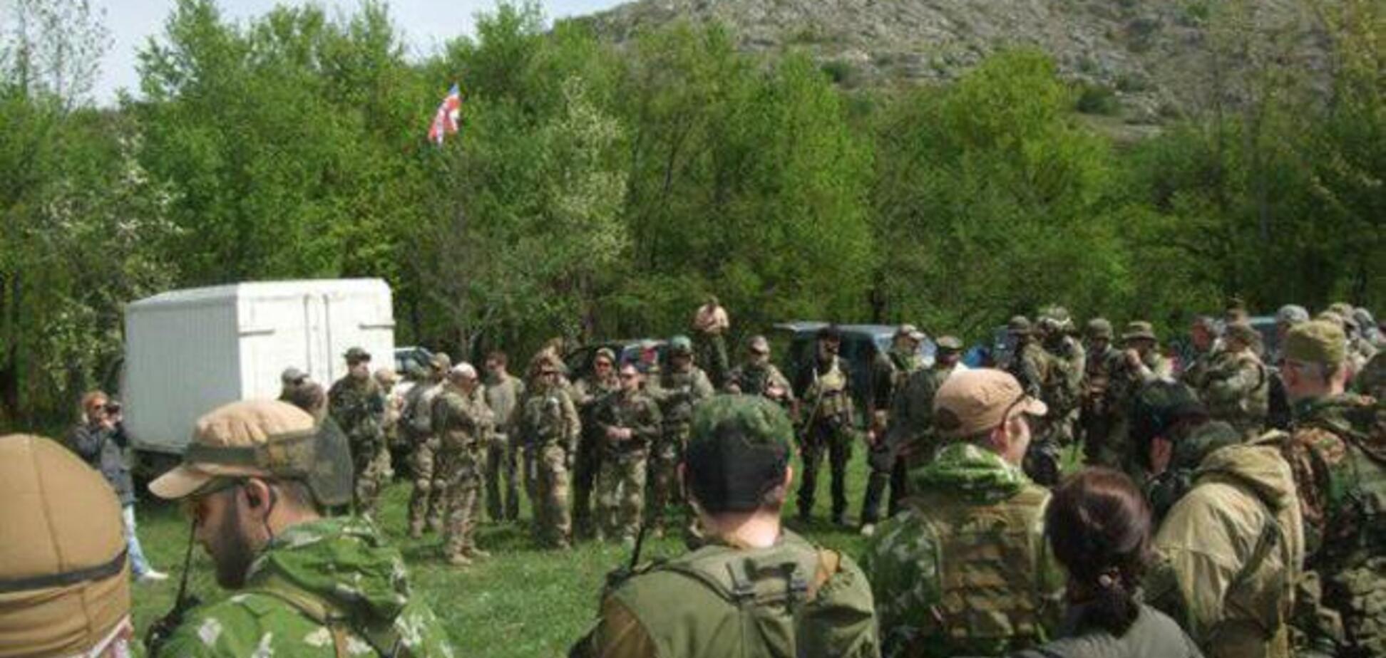 Боевиков 'Новороссии' готовили инструкторы с Кавказа в Крымских горах - журналист