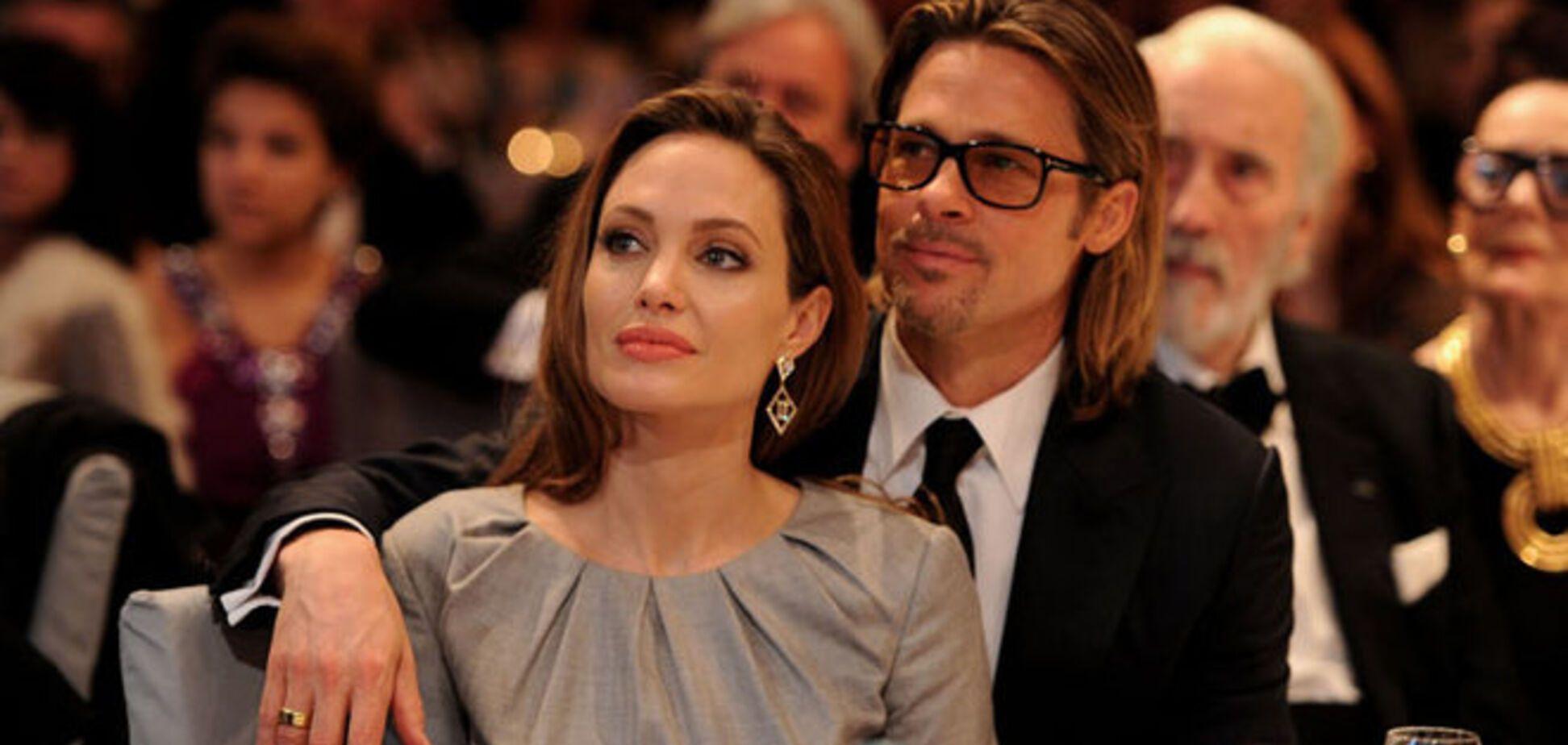Анджелина Джоли призналась, что молится за мир в Украине