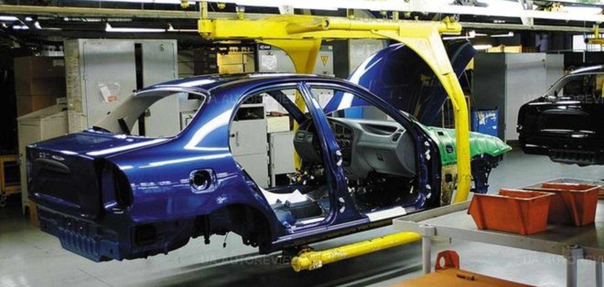 В України падає виробництво автомобілів