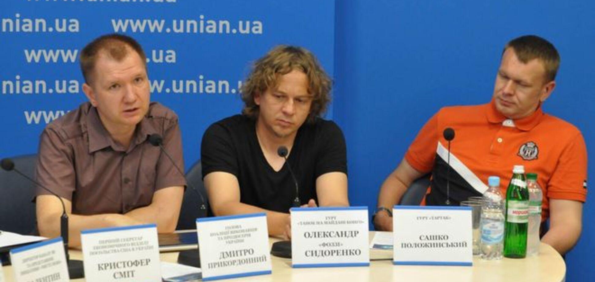 Эволюция музыки: украинских артистов ежегодно 'кидают' на 60 млн евро!