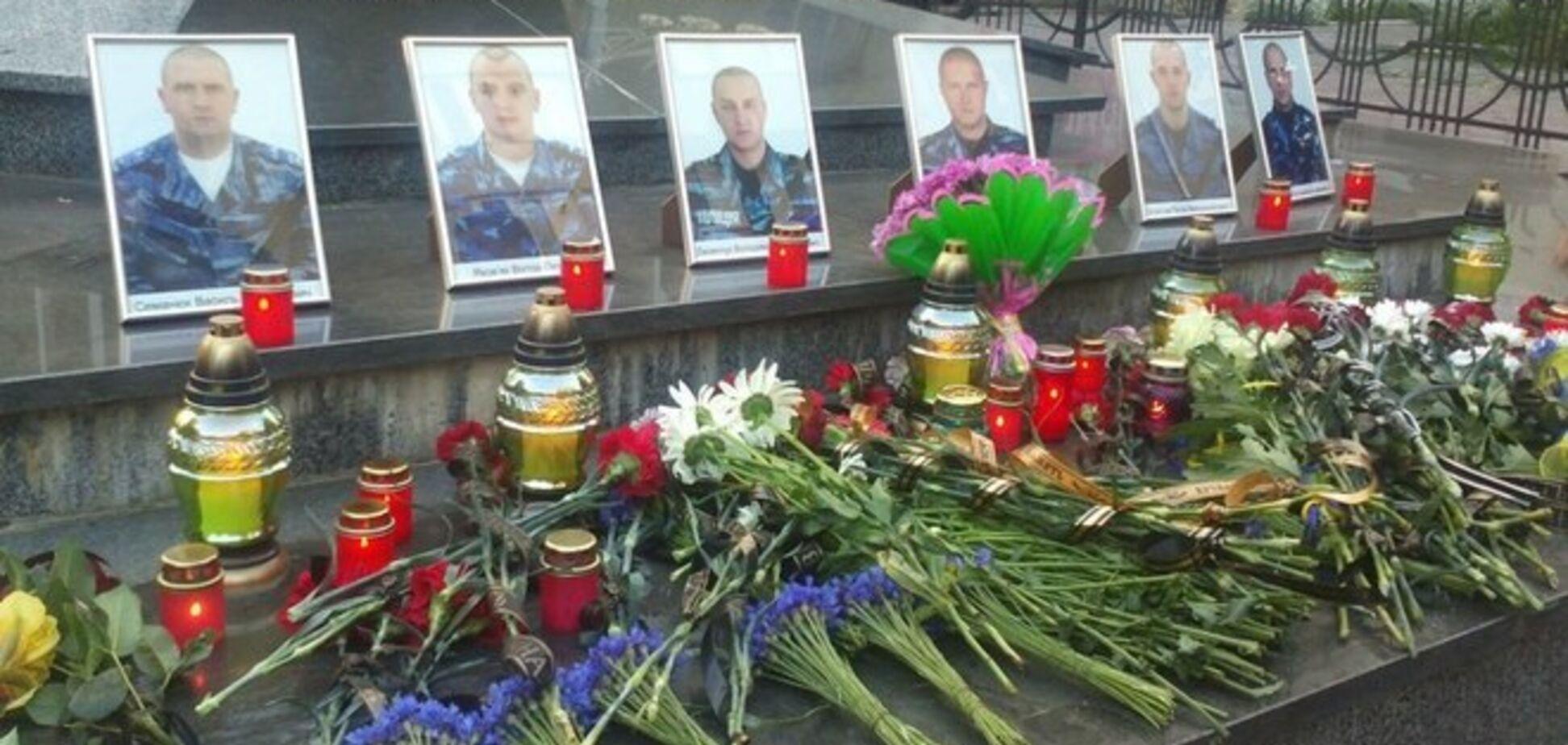 В Ивано-Франковске в воскресенье попрощаются с убитыми под Славянском милиционерами