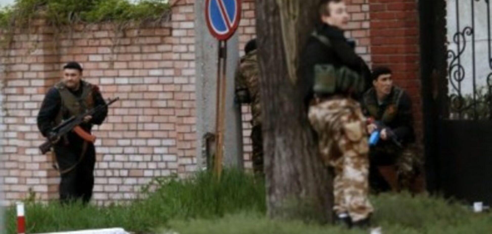 Солдат-срочников в Луганске  вывезли в неизвестном направлении