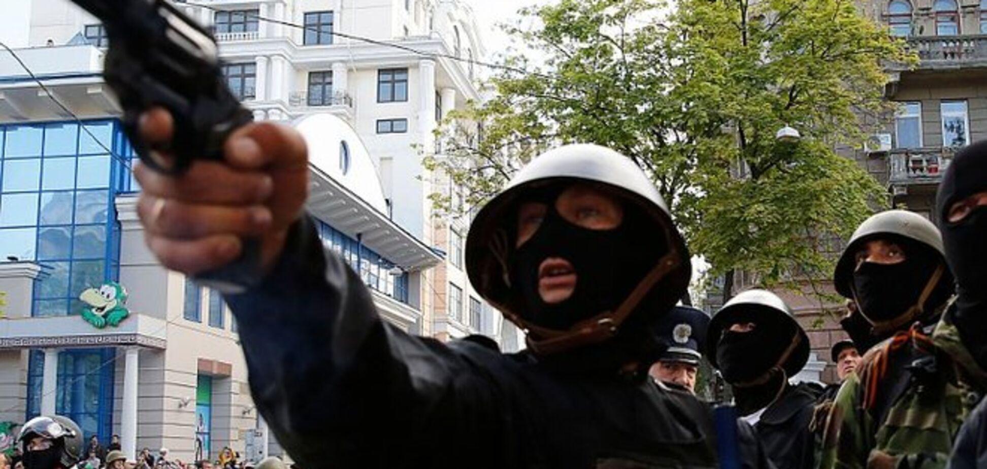 РНБО: терористи готують провокації в Херсоні та Харкові на 8-9 травня