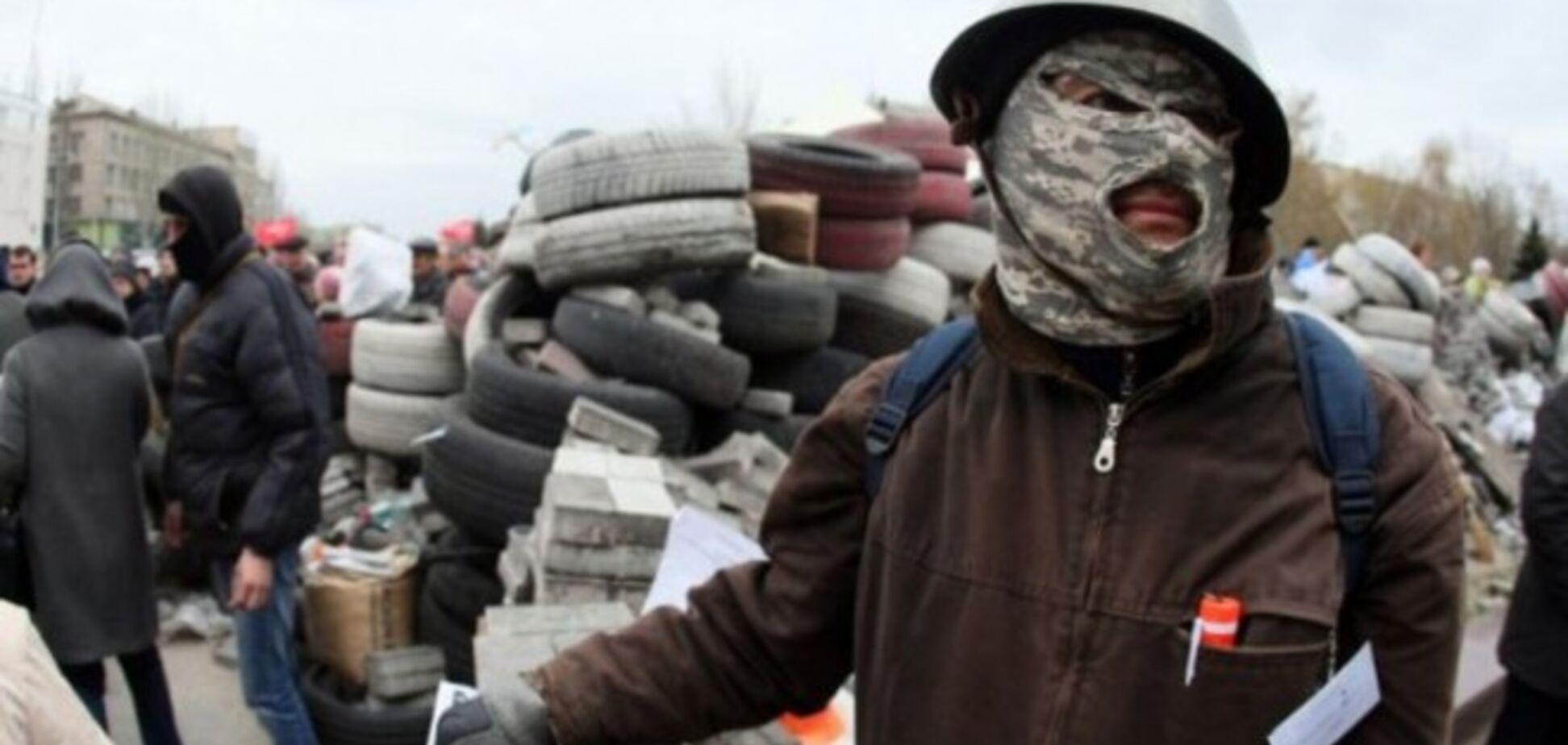 Субботние беспорядки в Мариуполе были имитацией – источник