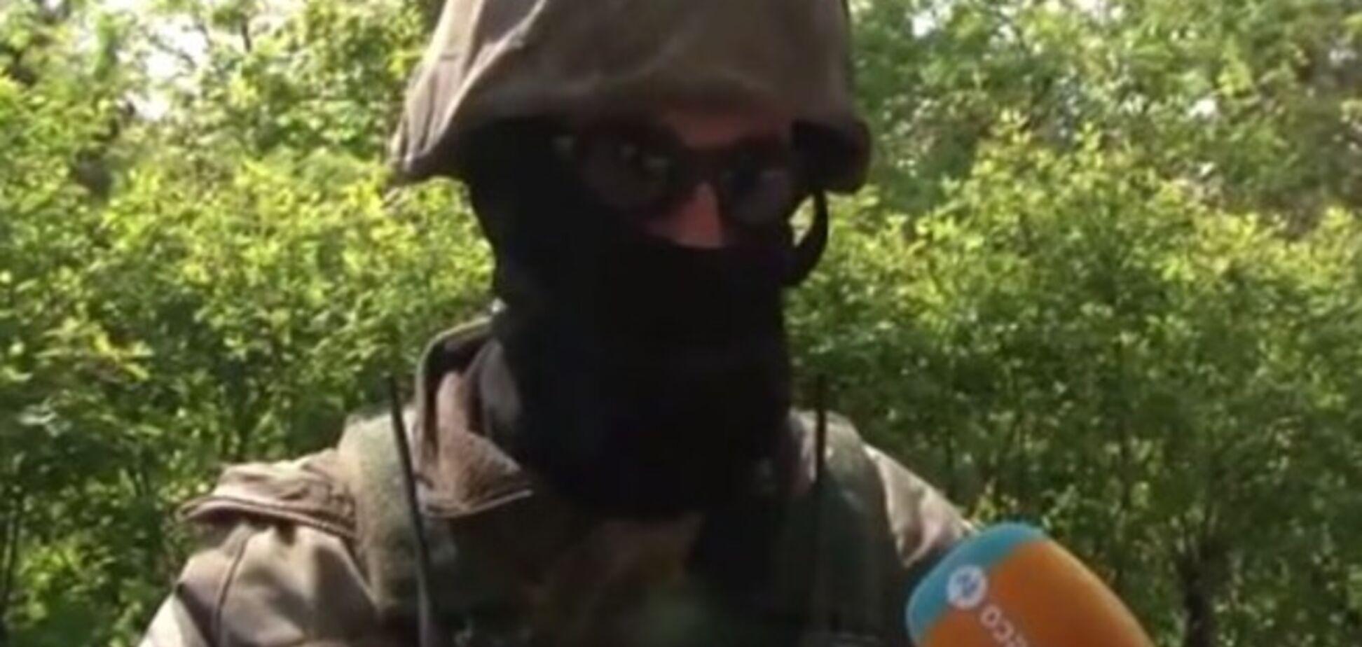 Звільнення телевежі в Слов'янську: бійці розповіли подробиці
