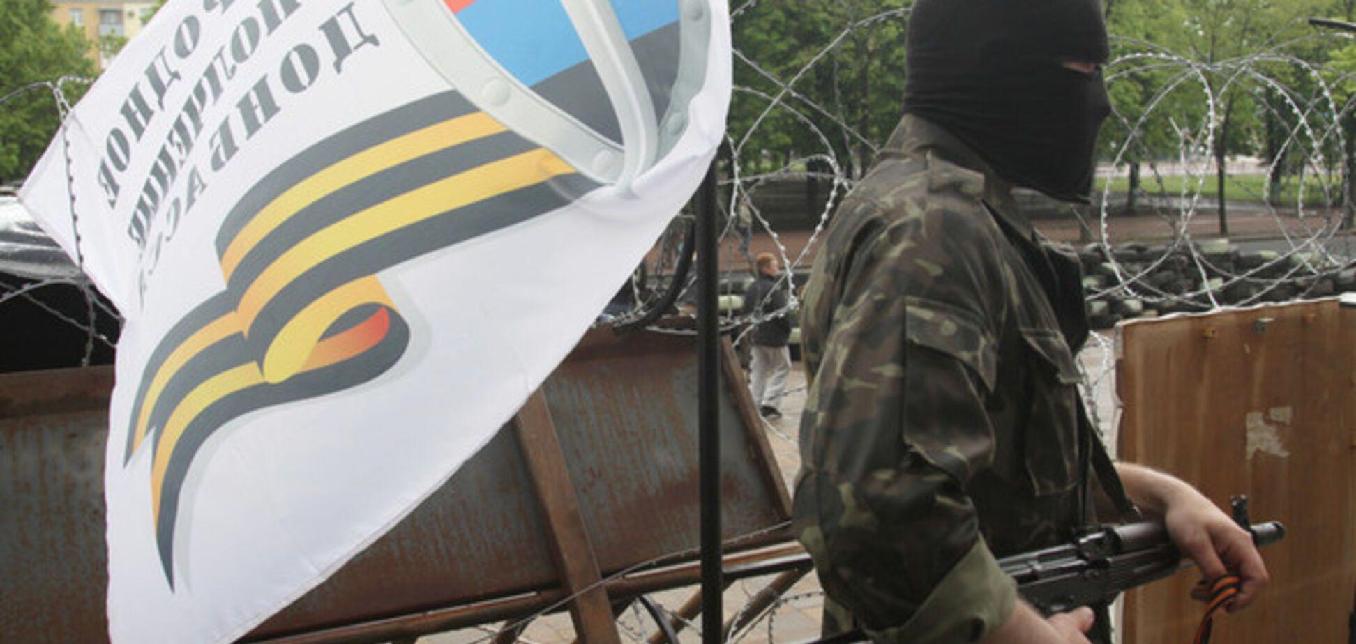 В Луганске вооруженные люди похитили из караоке-бара местного жителя