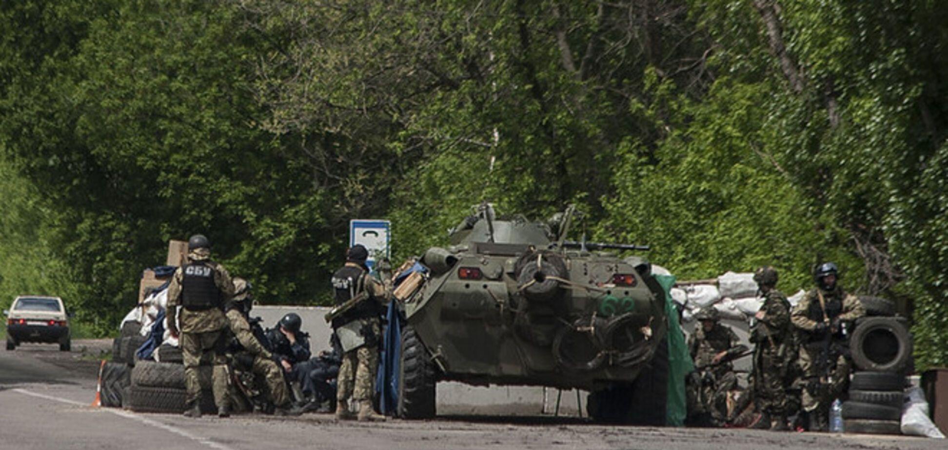 Минобороны сообщило о новых жертвах в Славянске