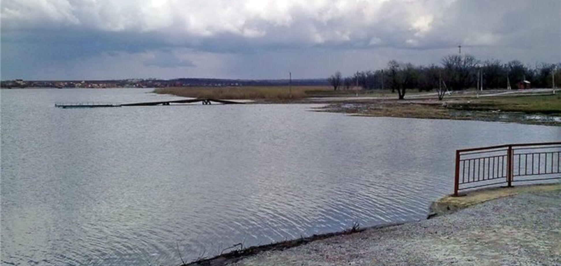 СБУ заявила, что террористы могут подорвать Карловское водохранилище на Донбассе