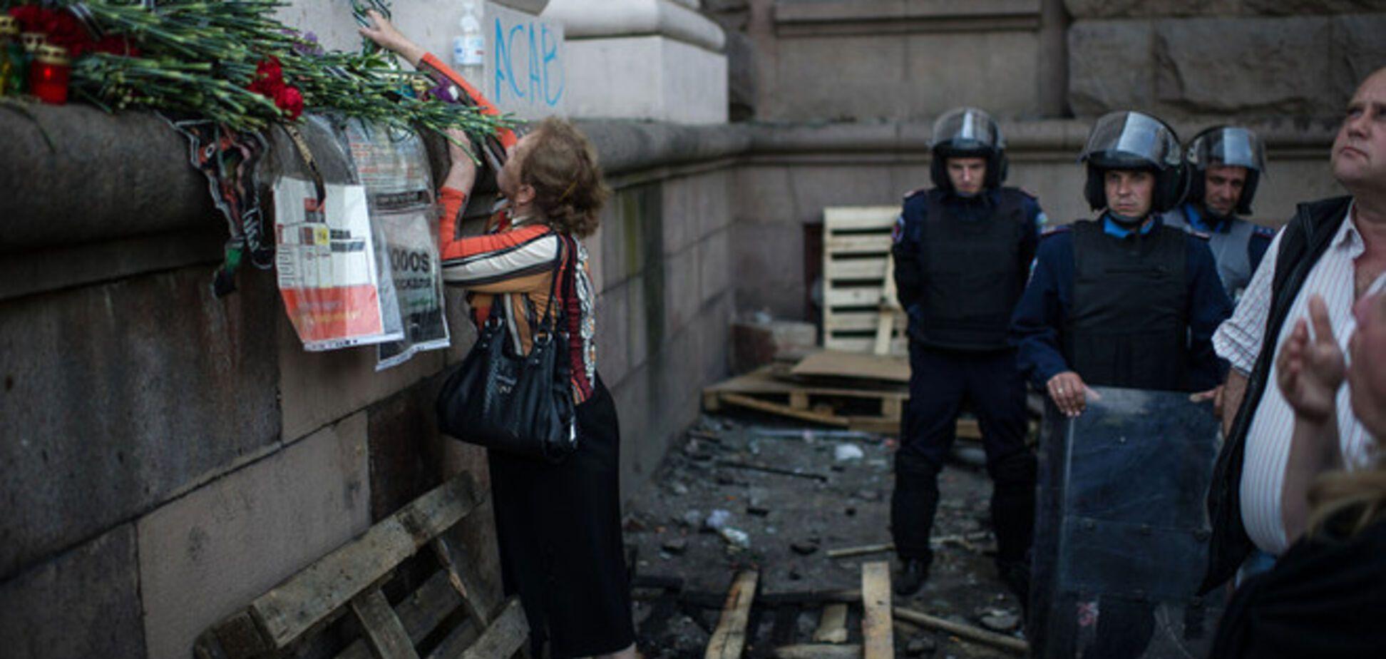 СБУ расширила список причастных к трагедии в Одессе россиян