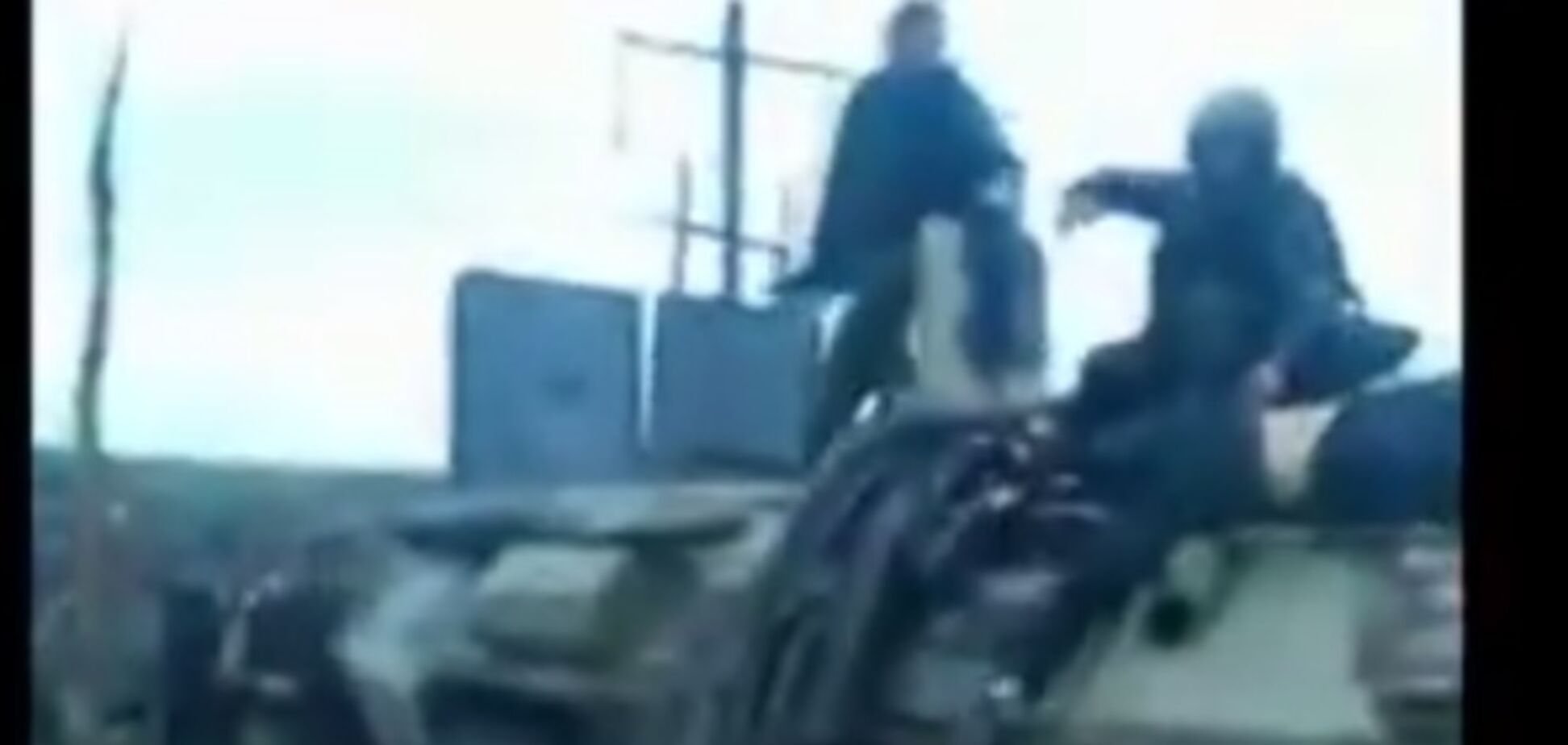 Пособники террористов распространяют лживые видео о 'зверствах нацгвардии'