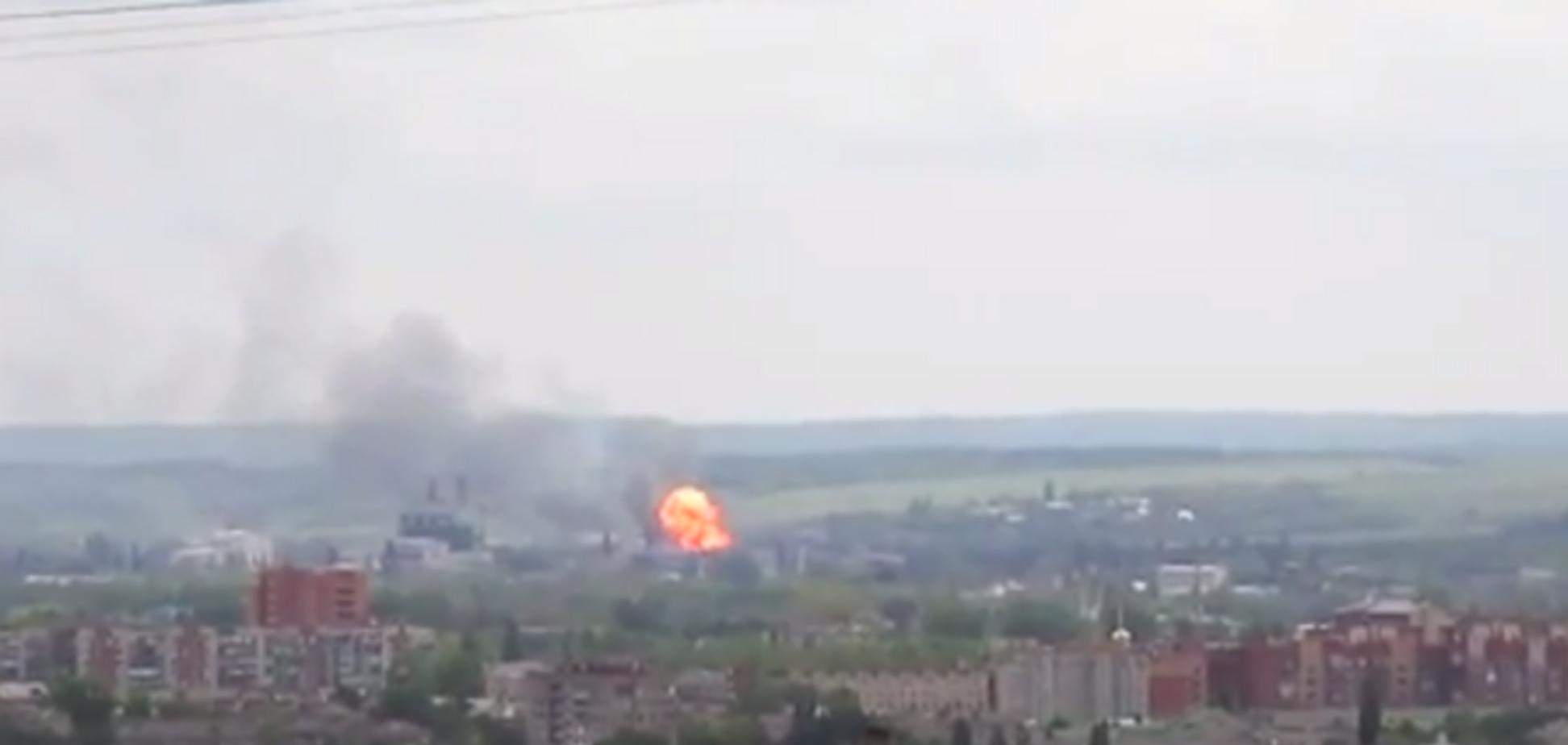 В Славянске погибло 4 украинских военных, 30 ранено