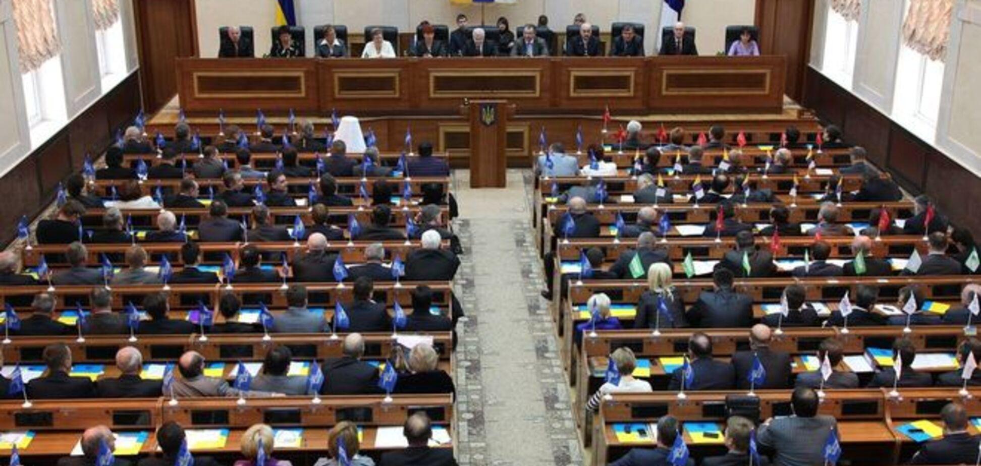 В Одесі скасували скандальну сесію облради