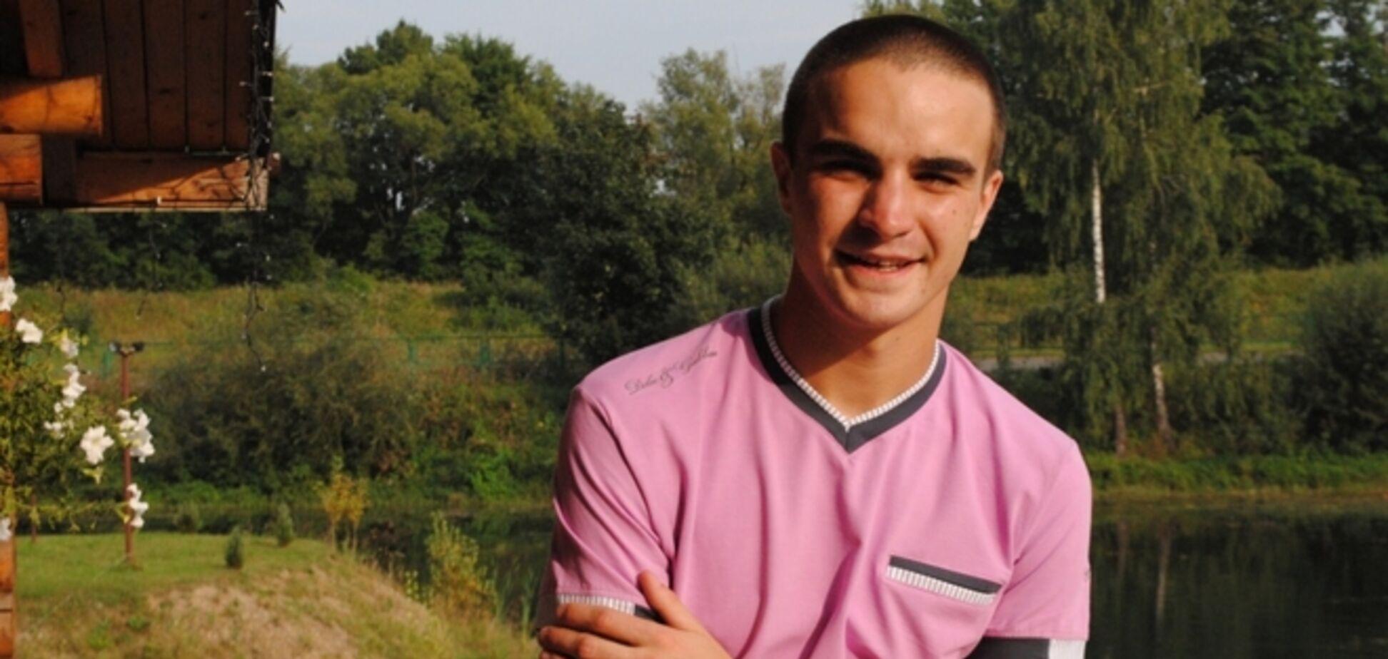 В Славянске террористы отдали тело замученного ими студента