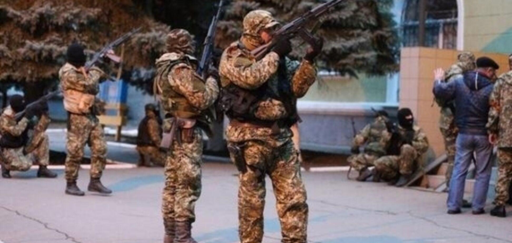 В Горловке ранили и выкрали и.о. начальника райотдела милиции