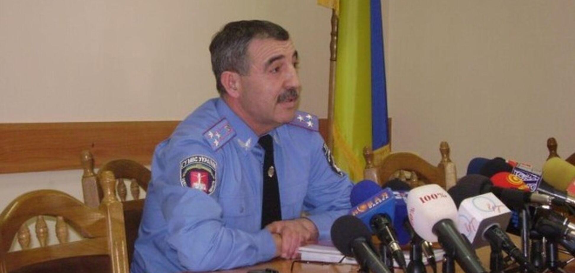 Задержан экс-руководитель одесской милиции - журналист