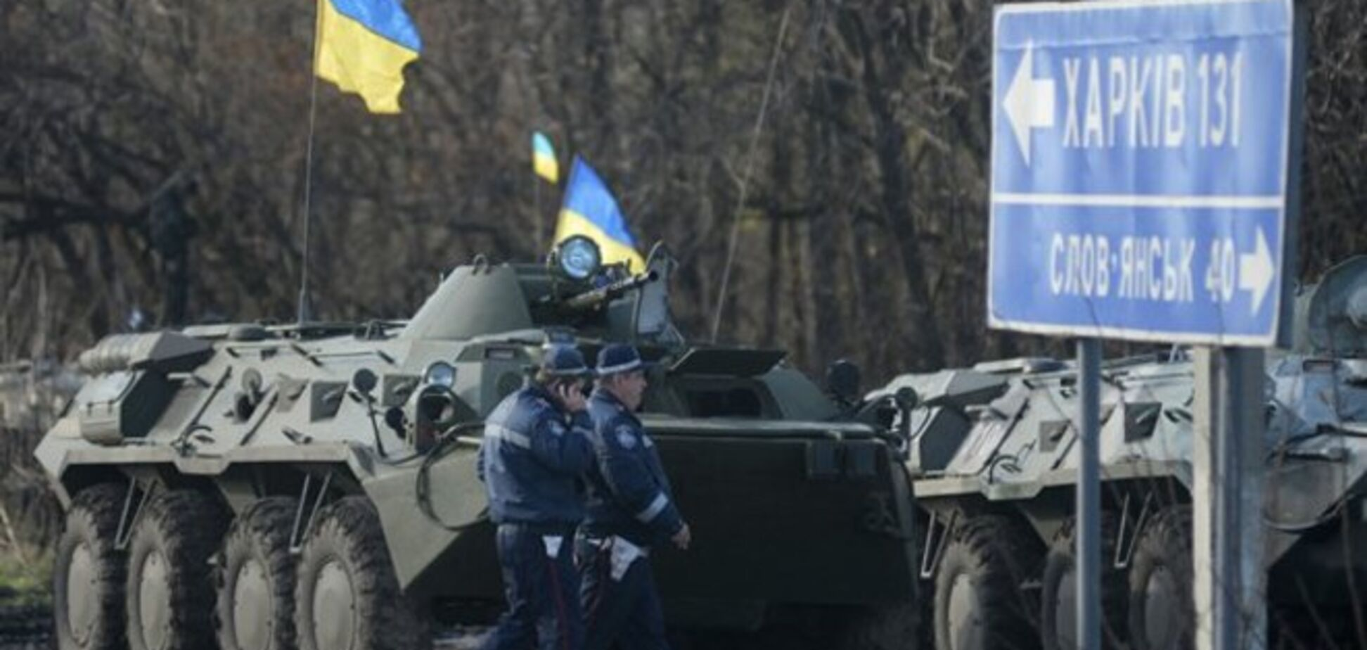 ЗМІ Кремля повідомляють про перестрілки в Слов'янську