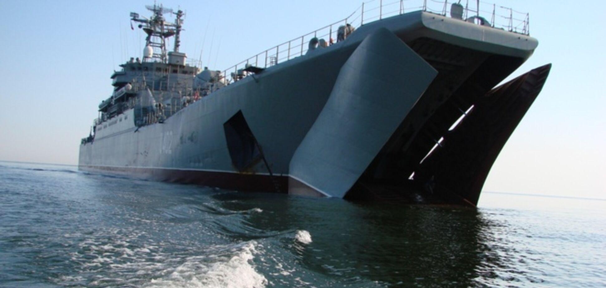 Україна має намір повернути свої кораблі з Криму до 17 травня