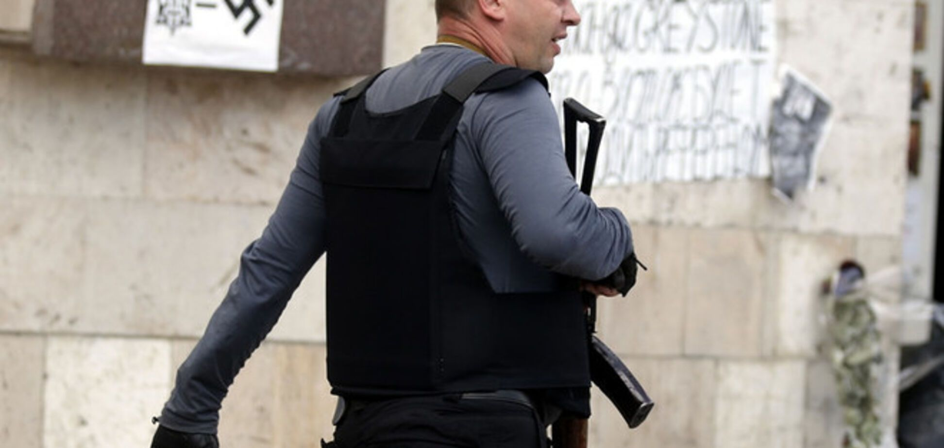 Комиссар ООН призвал террористов в Украине сложить оружие