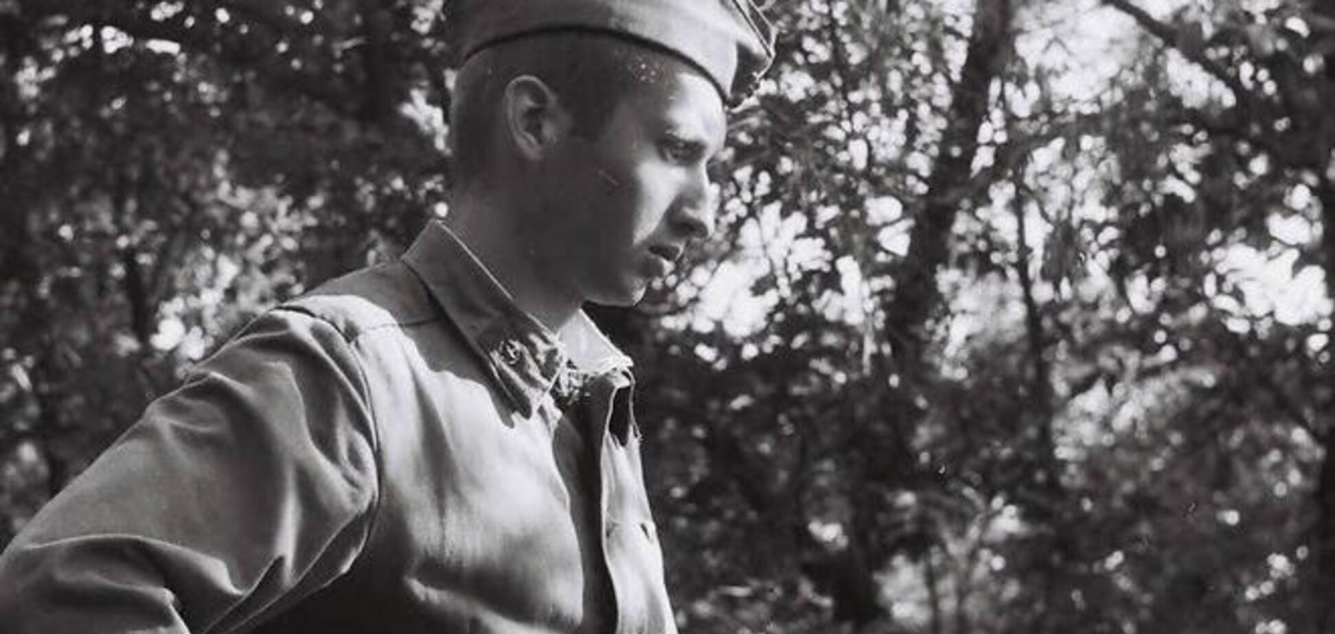 Турчинов похвалився, як у молодості служив солдатом на полігоні в Луганській області
