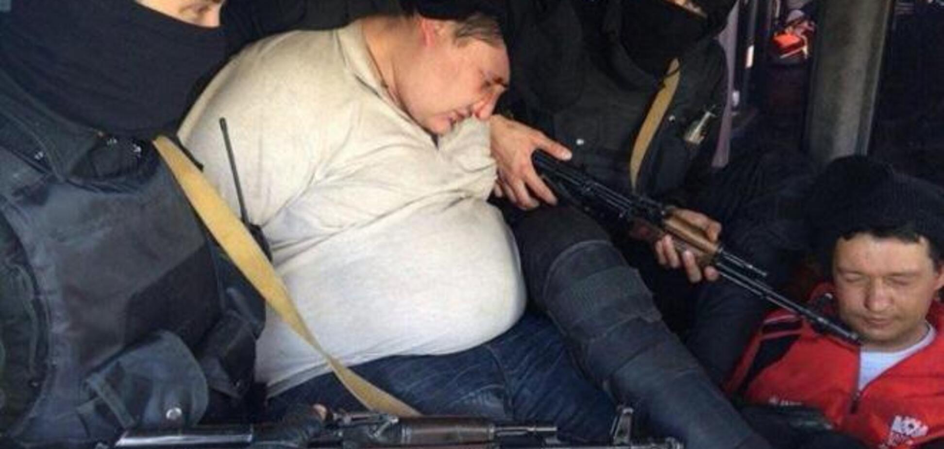 'Міністра оборони' ДНР везуть для проведення слідчих дій - Аваков