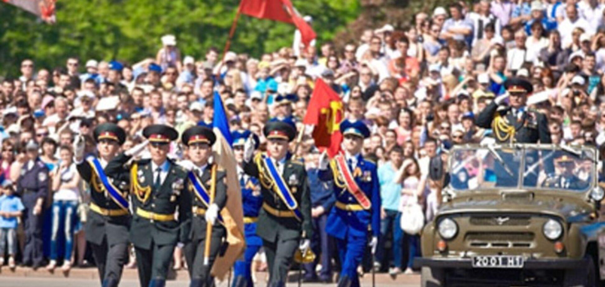 В Харькове отменен военный парад в День Победы из-за возможных провокаций