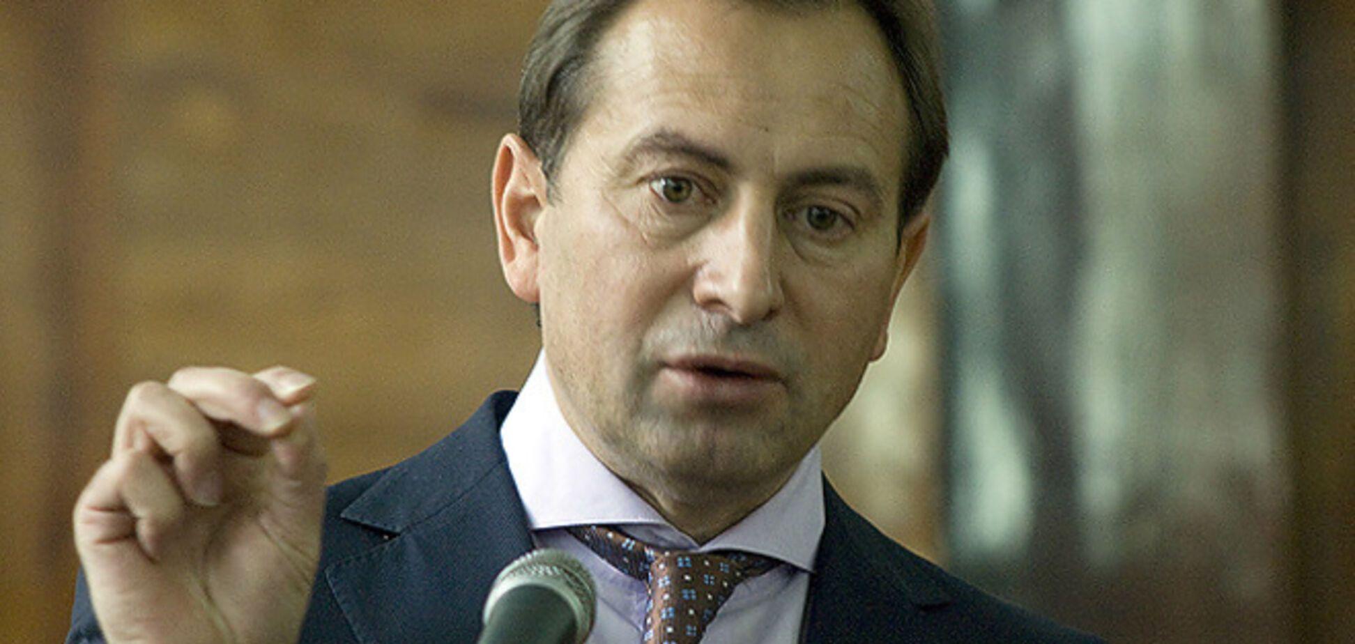 Томенко вважає, що регіоналам потрібно міняти не Гімн, а своє ставлення до України
