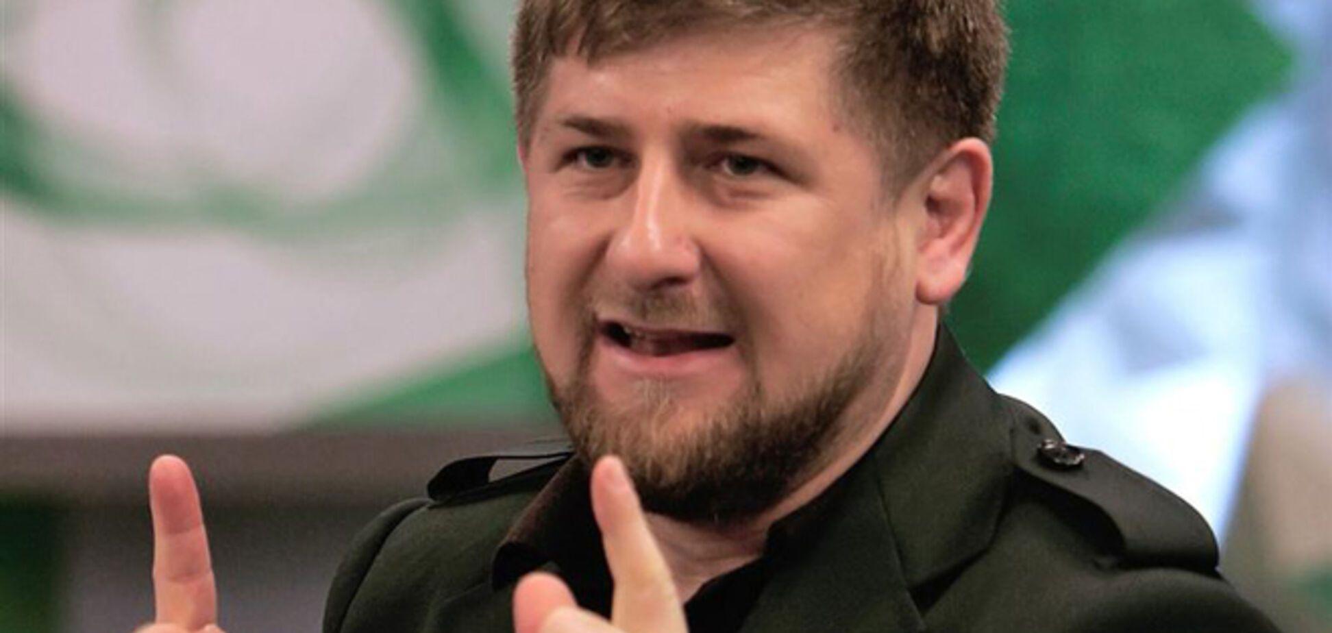 Кадиров запевнив, що чеченців на півдні-сході України немає