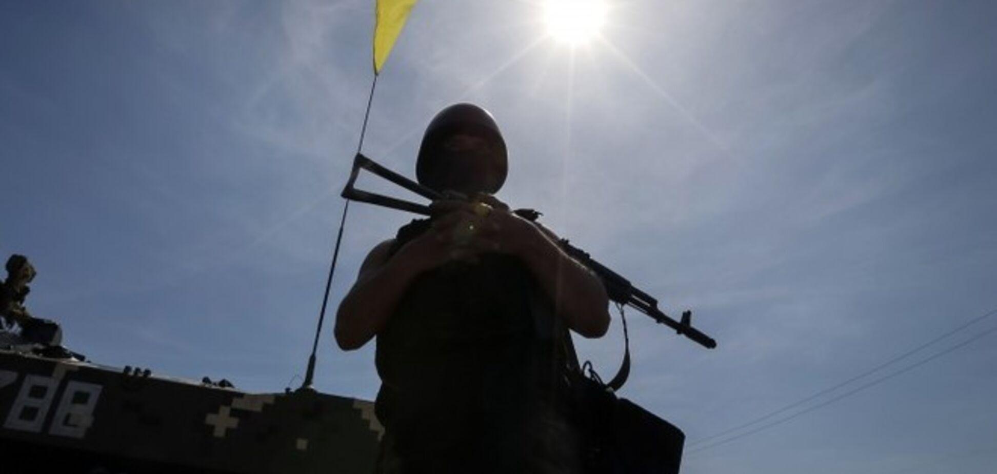 За весь час проведення АТО в Україні загинули 14 військових - СБУ