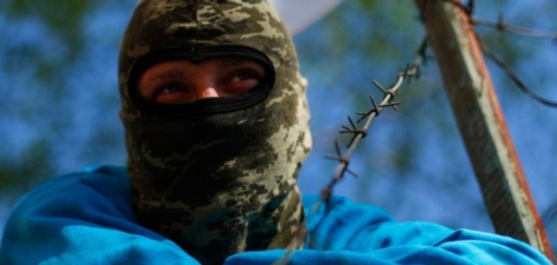 У Слов'янську терористи погрожували підірвати адмінбудинку в разі штурму