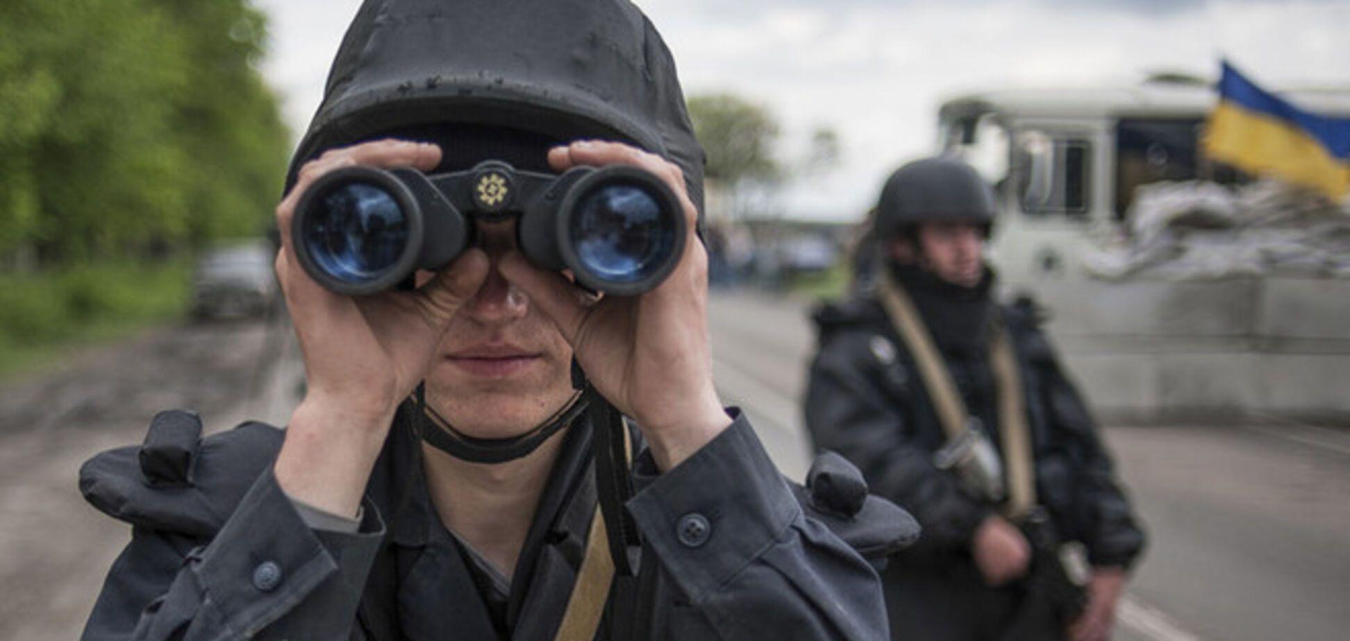 Мариупольский горсовет очистили от террористов