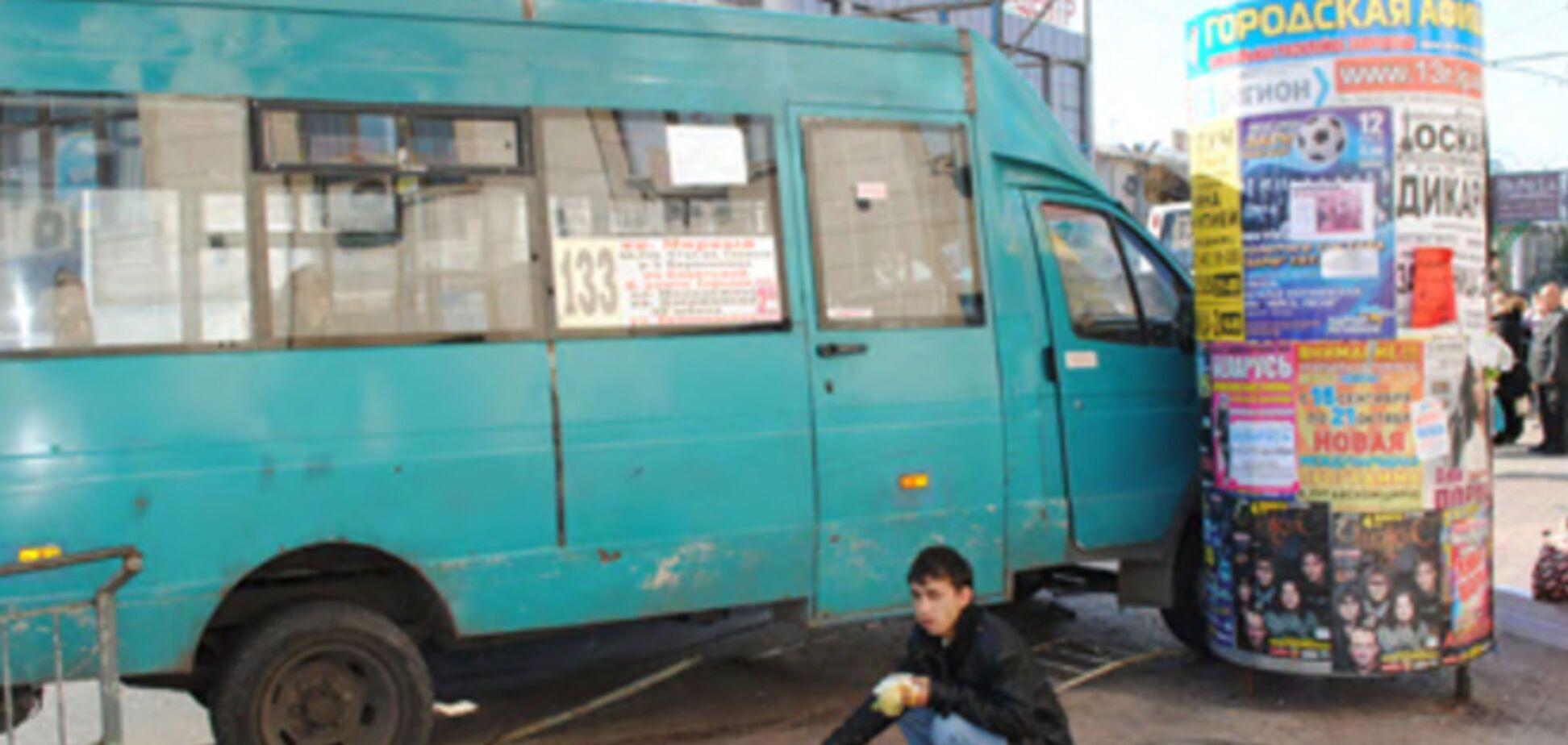 У Луганську посібники терористів викрадають маршрутки і крадуть продукти - джерело