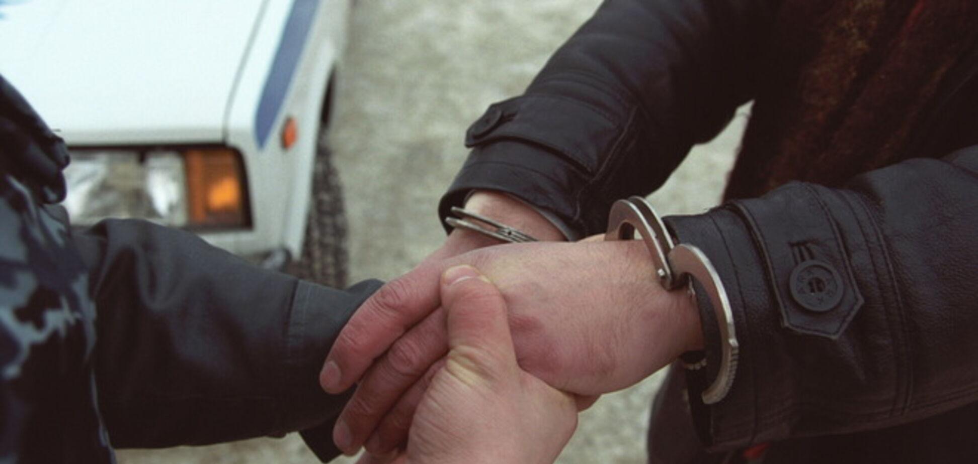 В Харькове милиция задержала российского диверсанта