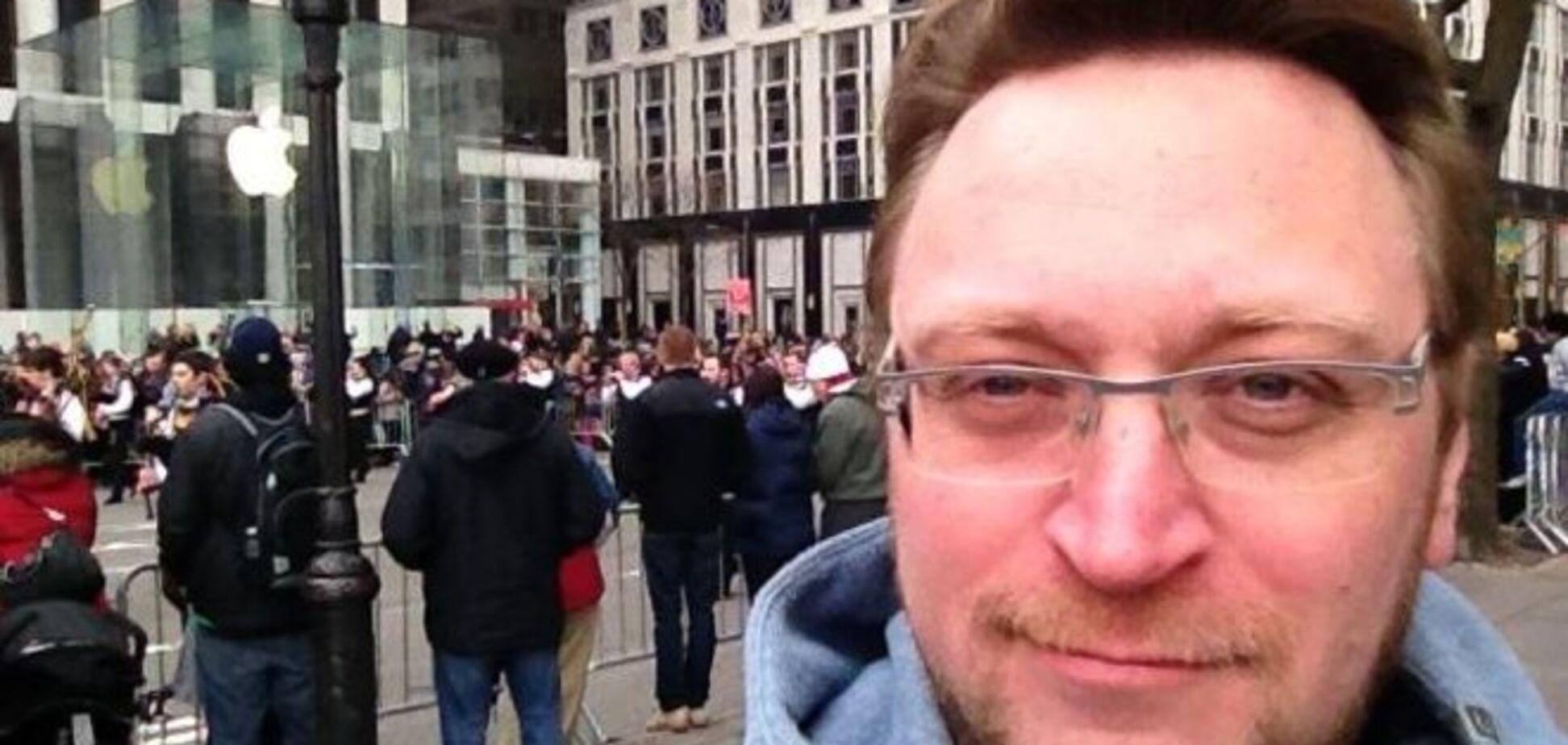 Російський журналіст заявив, що його звільнили за пост в соцмережі на підтримку України