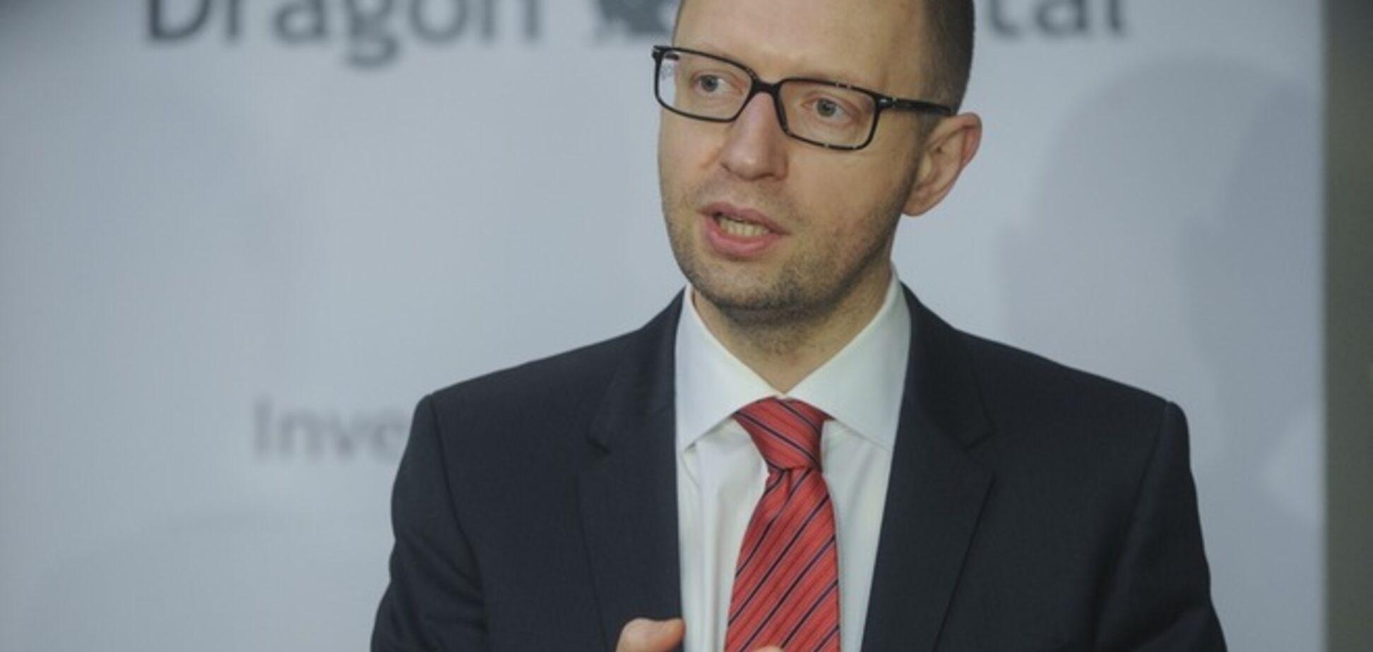 Яценюк пообіцяв російській мові офіційний статус