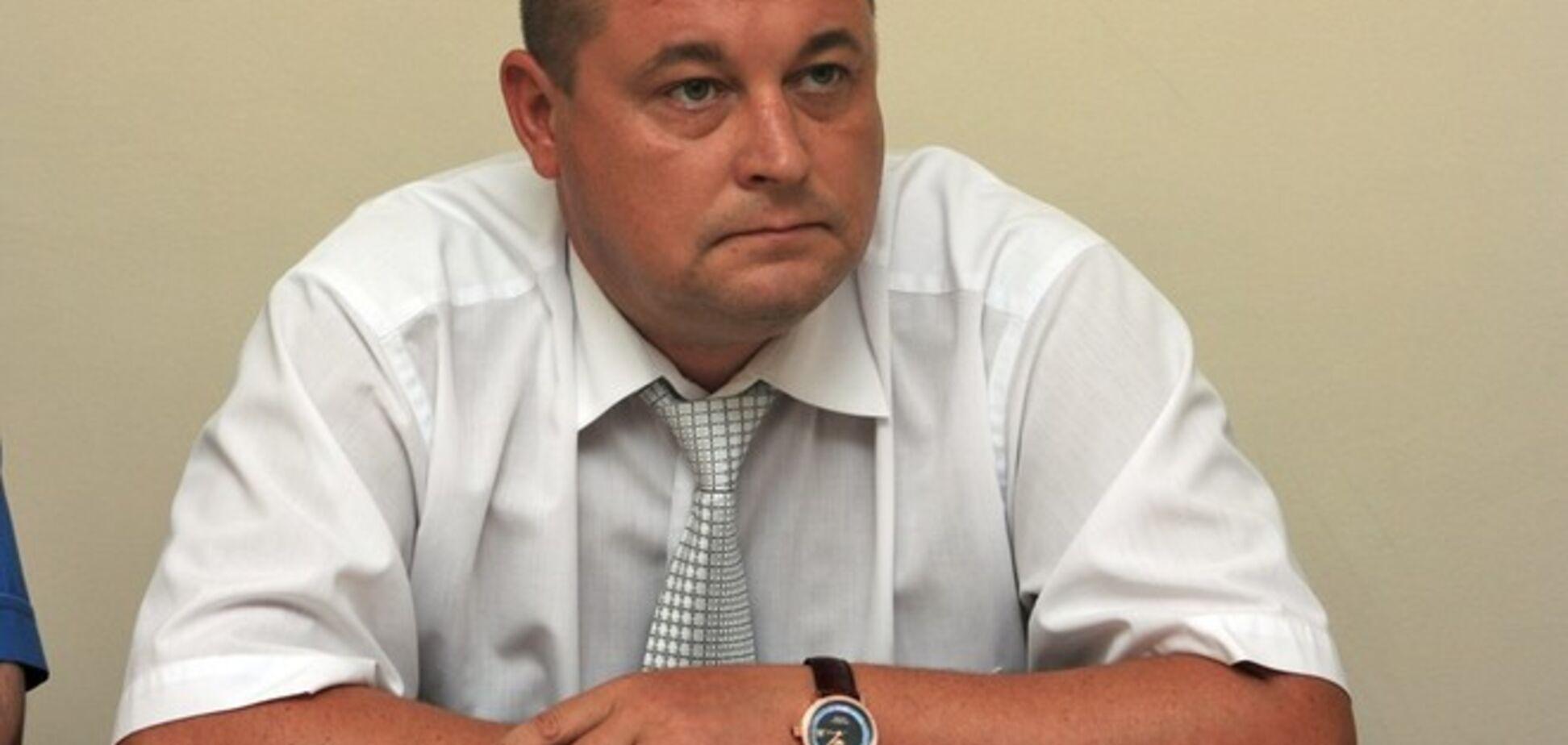 В Киев этапировали задержаного начальника милиции Одессы - Аваков